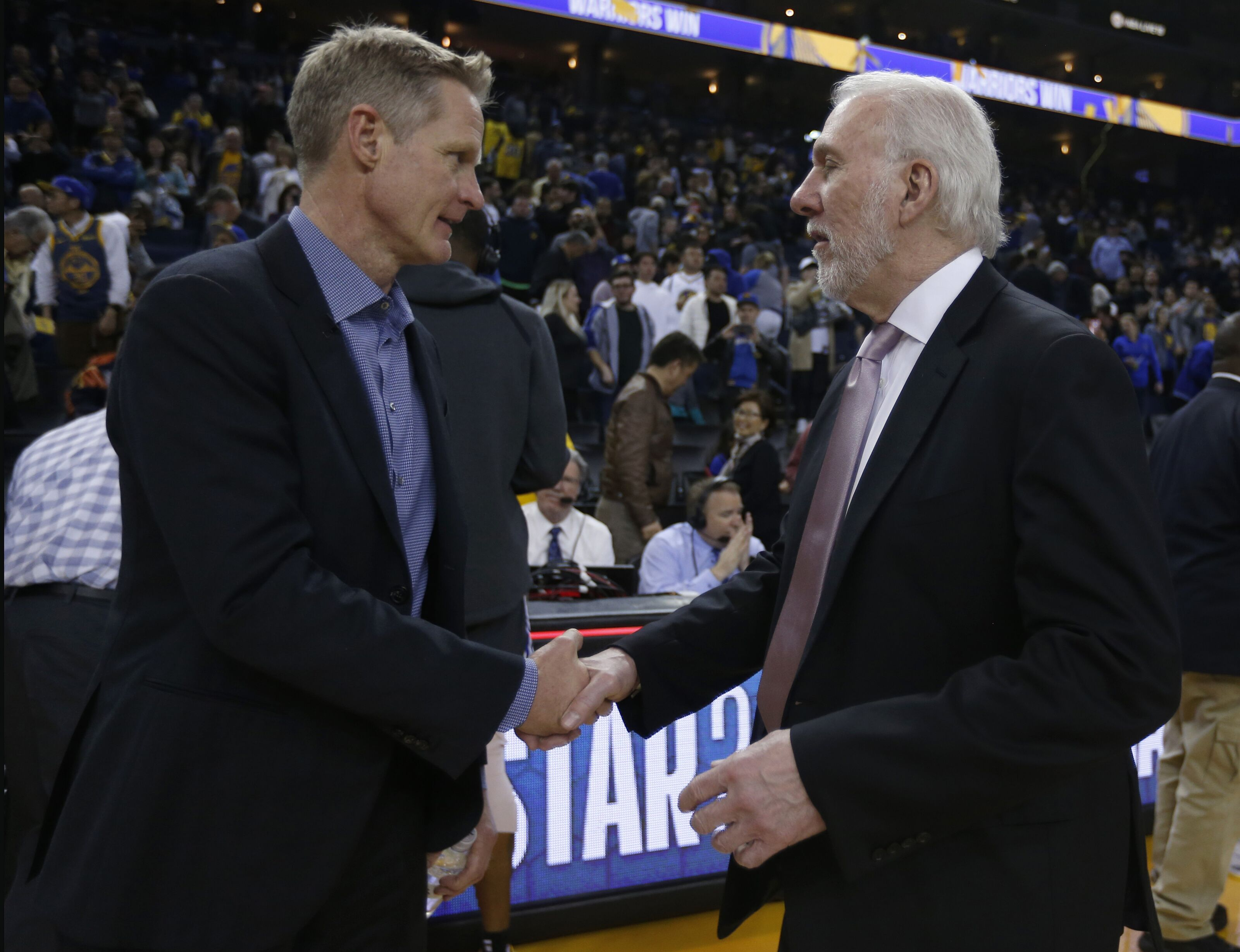 Golden State Warriors: The Dubs must emulate the Spurs-type of dynasty