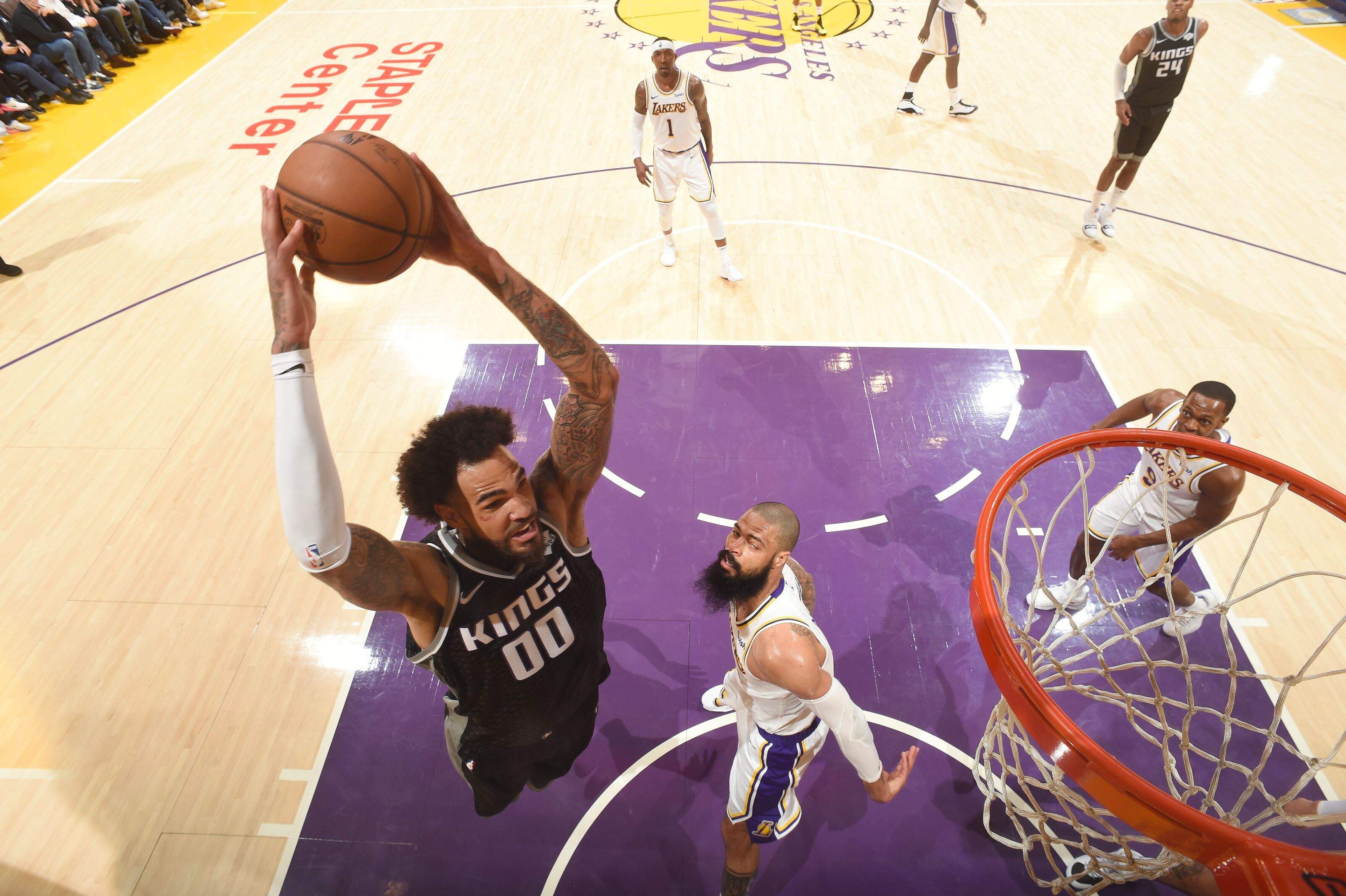 Golden State Warriors: Double-double average is Willie Cauley-Stein's next level