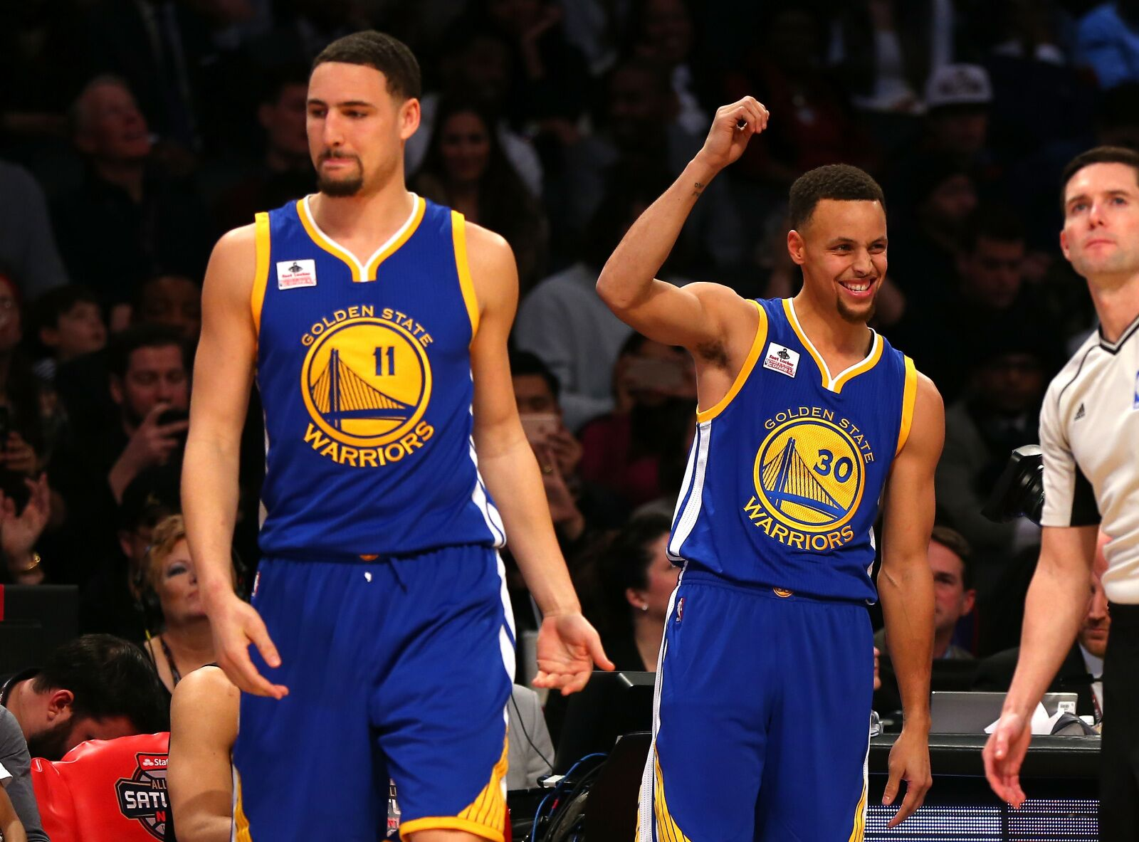 The Golden State Warriors are the West's biggest wildcard