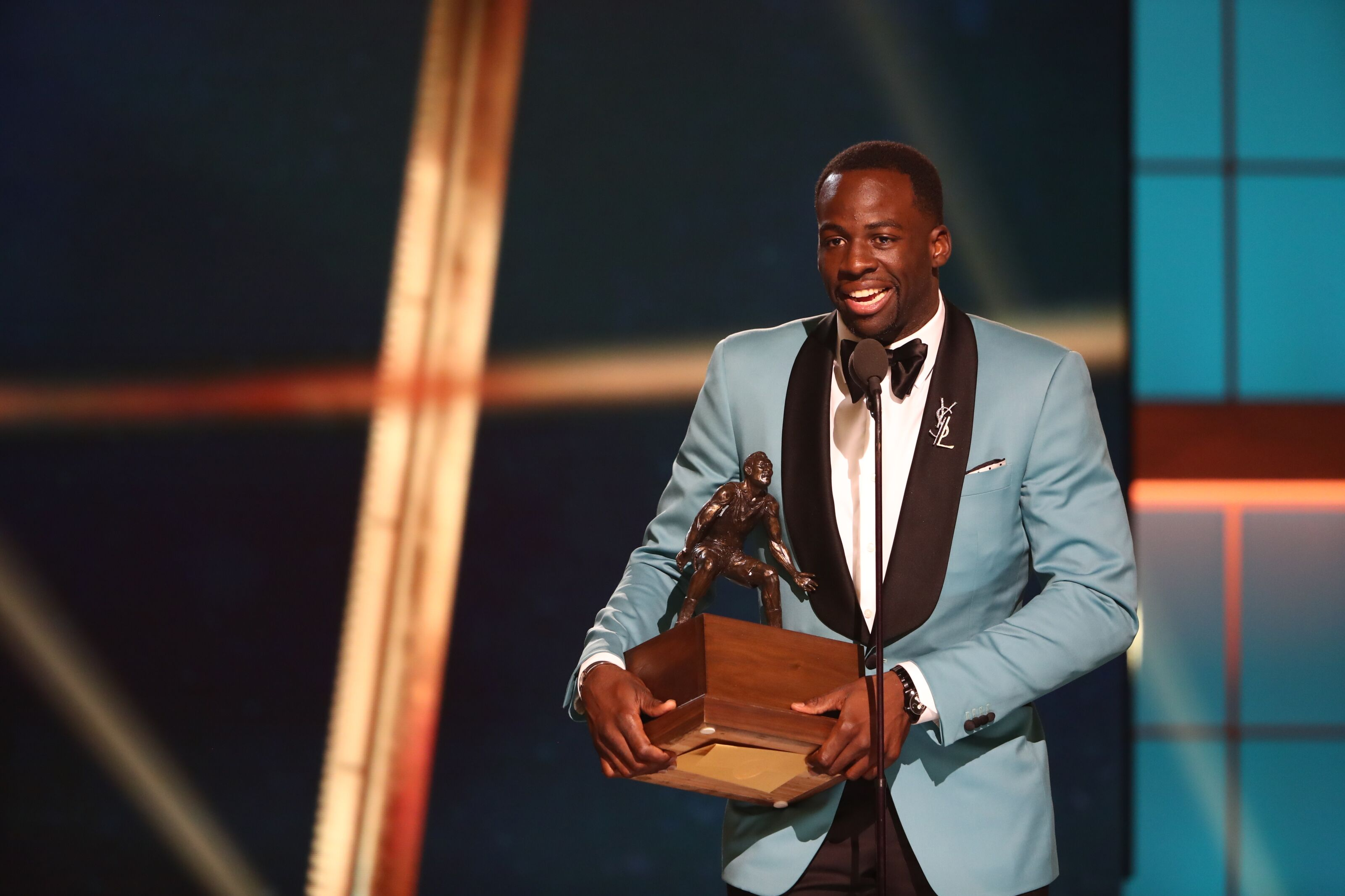 Golden State Warriors: Draymond Green doesn't expect to play into 40's