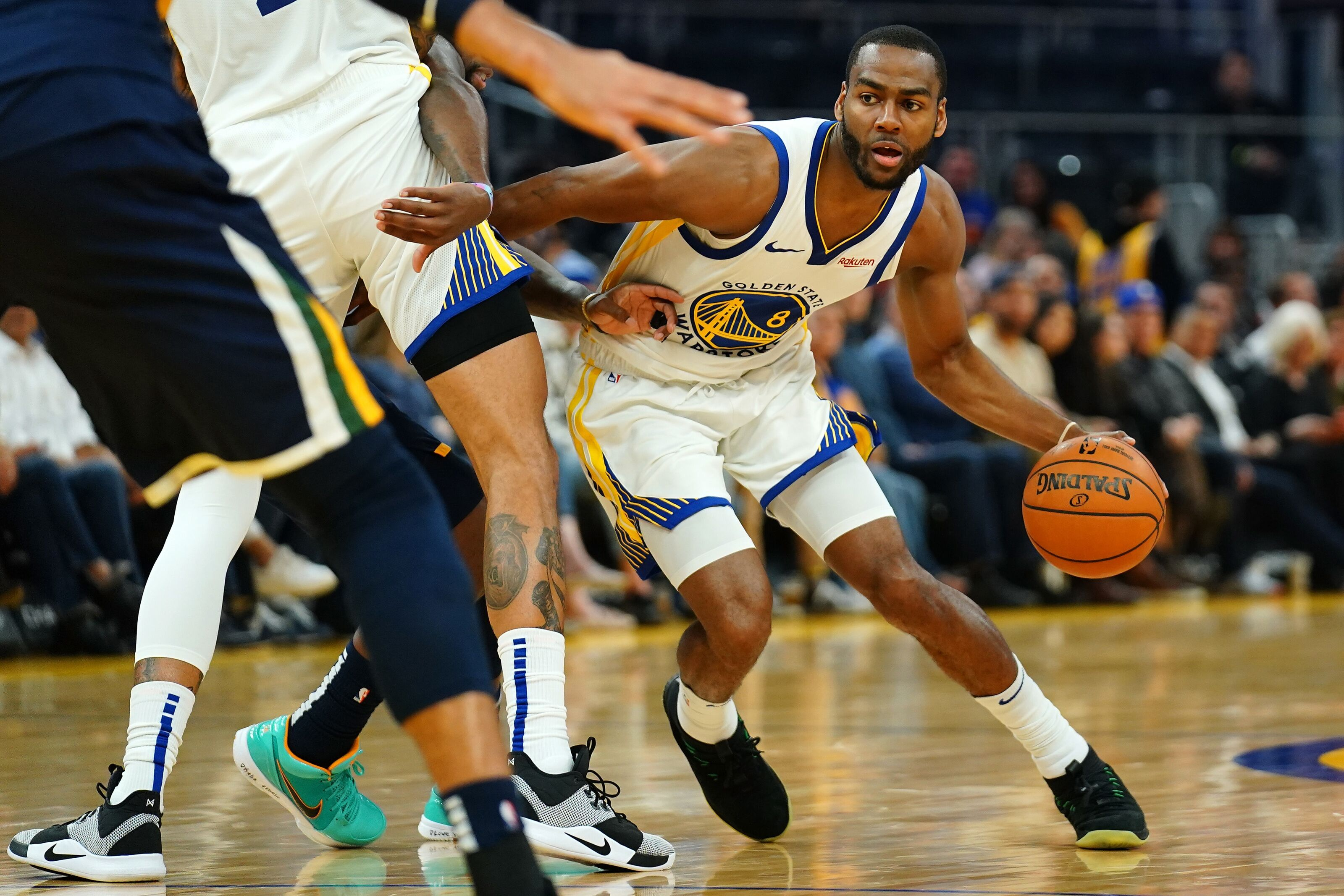The Golden State Warriors need to consider keeping Alec Burks long-term