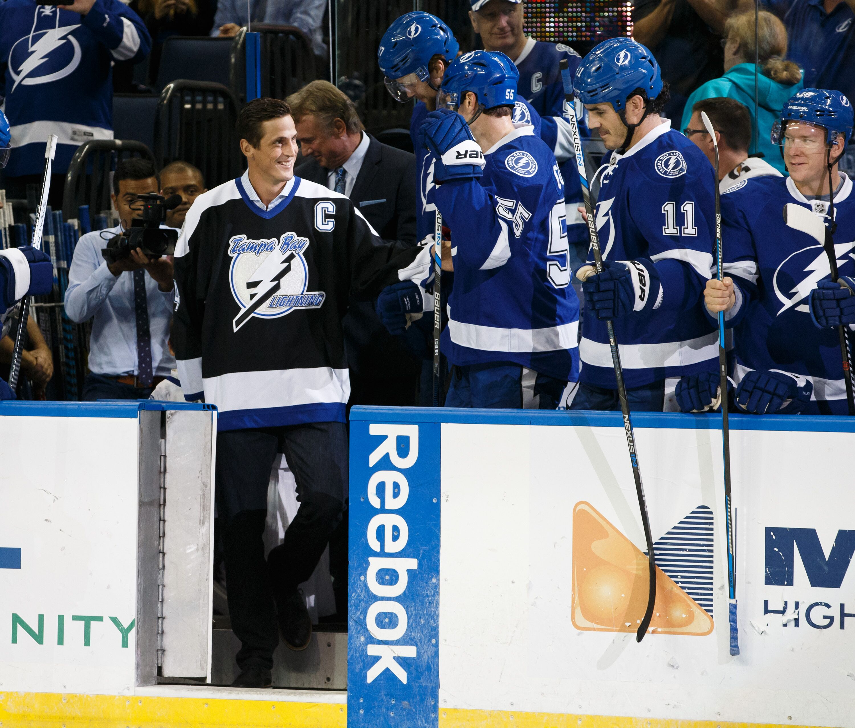 tampa bay lightning to retire the number of vincent lecavalier