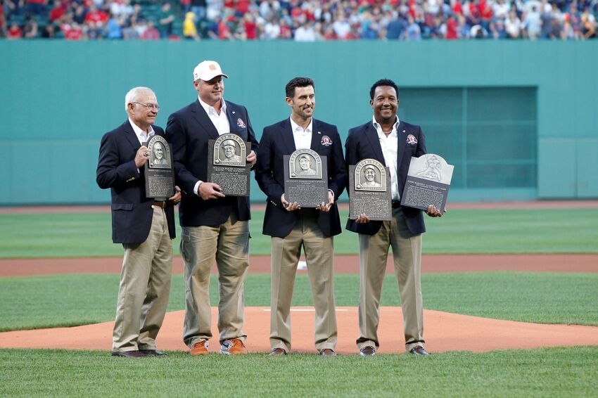 Michele 39 s hall of fame selections - Pedro martinez garcia ...