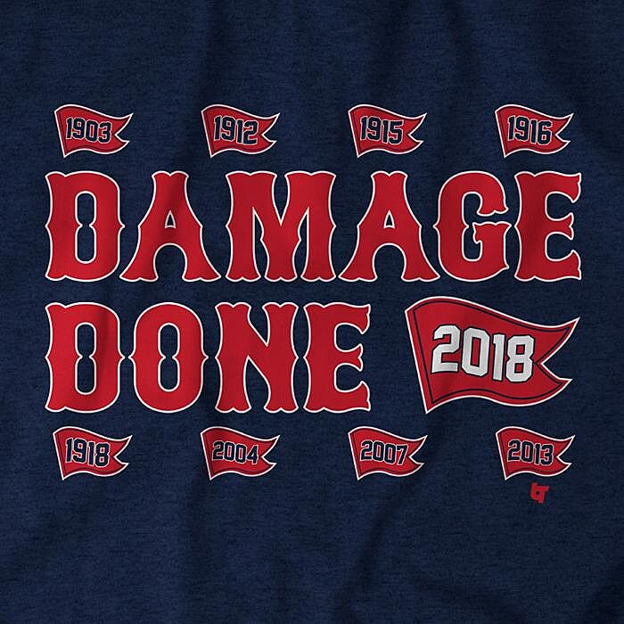 7922f4e2a The Boston Red Sox are World Series champs and you need this shirt