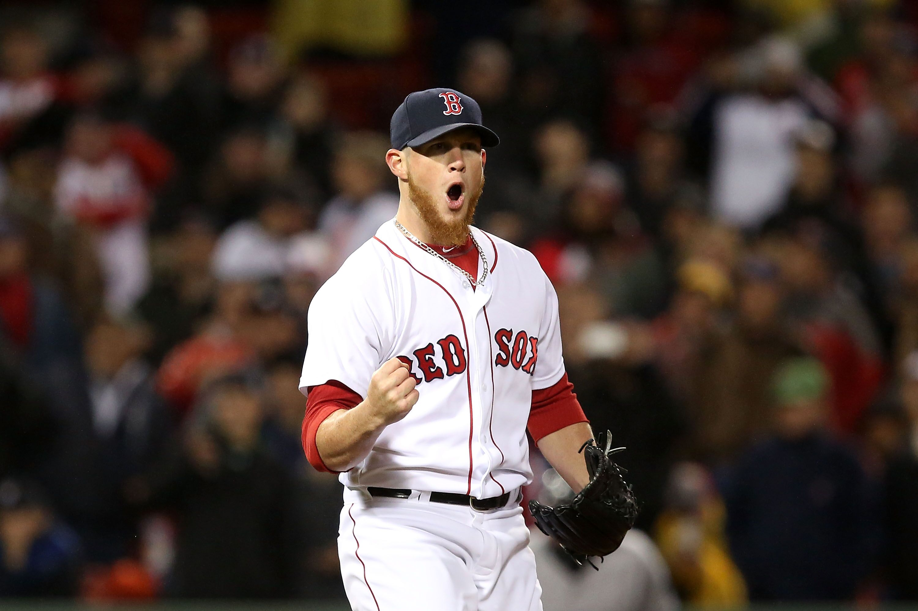 Red Sox: Craig Kimbrel earns the win in 2017 MLB All-Star Game
