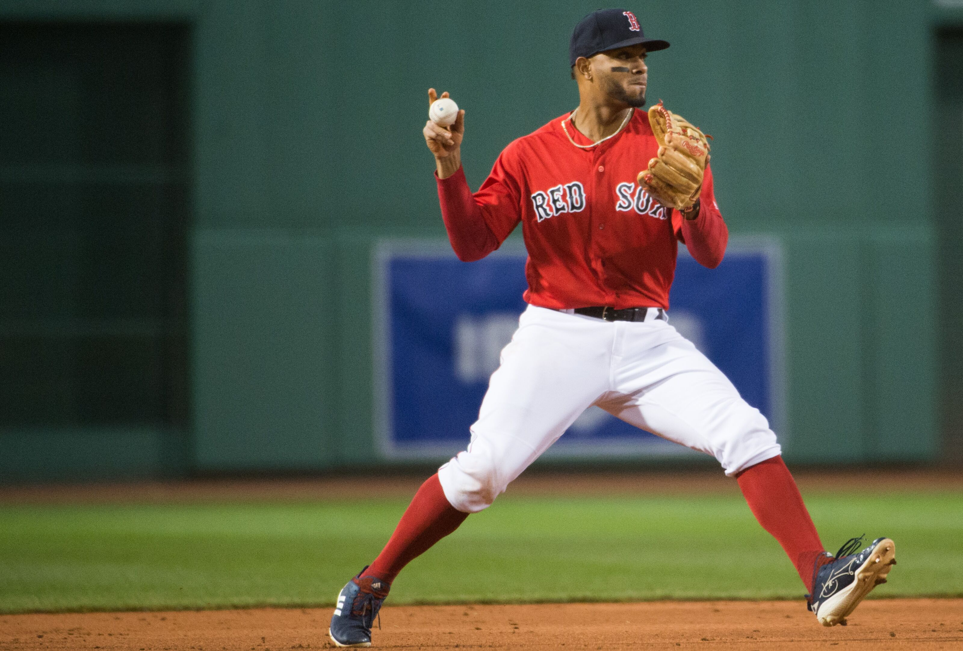 Red Sox 2019 Report Cards: Shortstop Xander Bogaerts