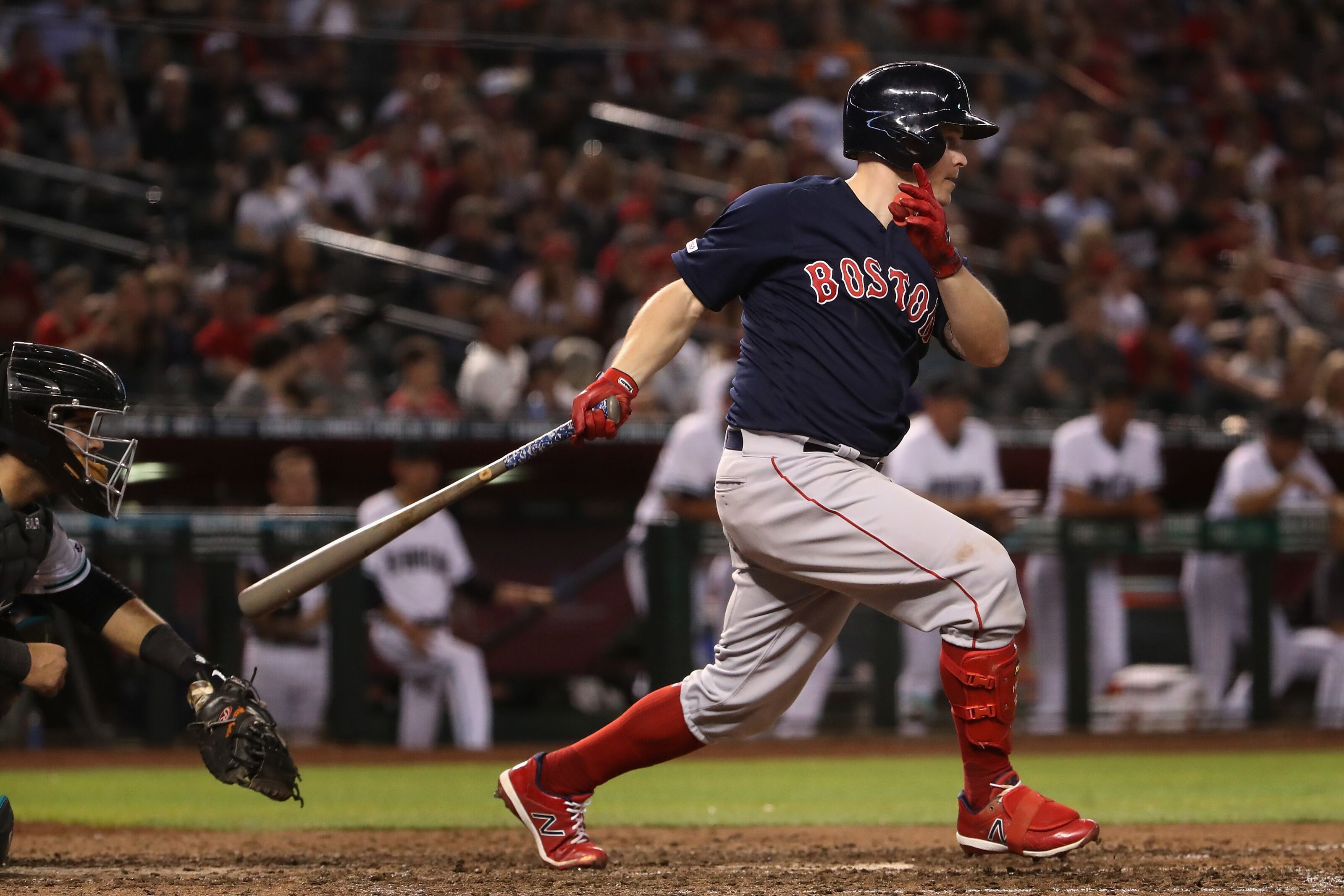 Red Sox Rumors: Division rival showing interest in free-agent Brock Holt