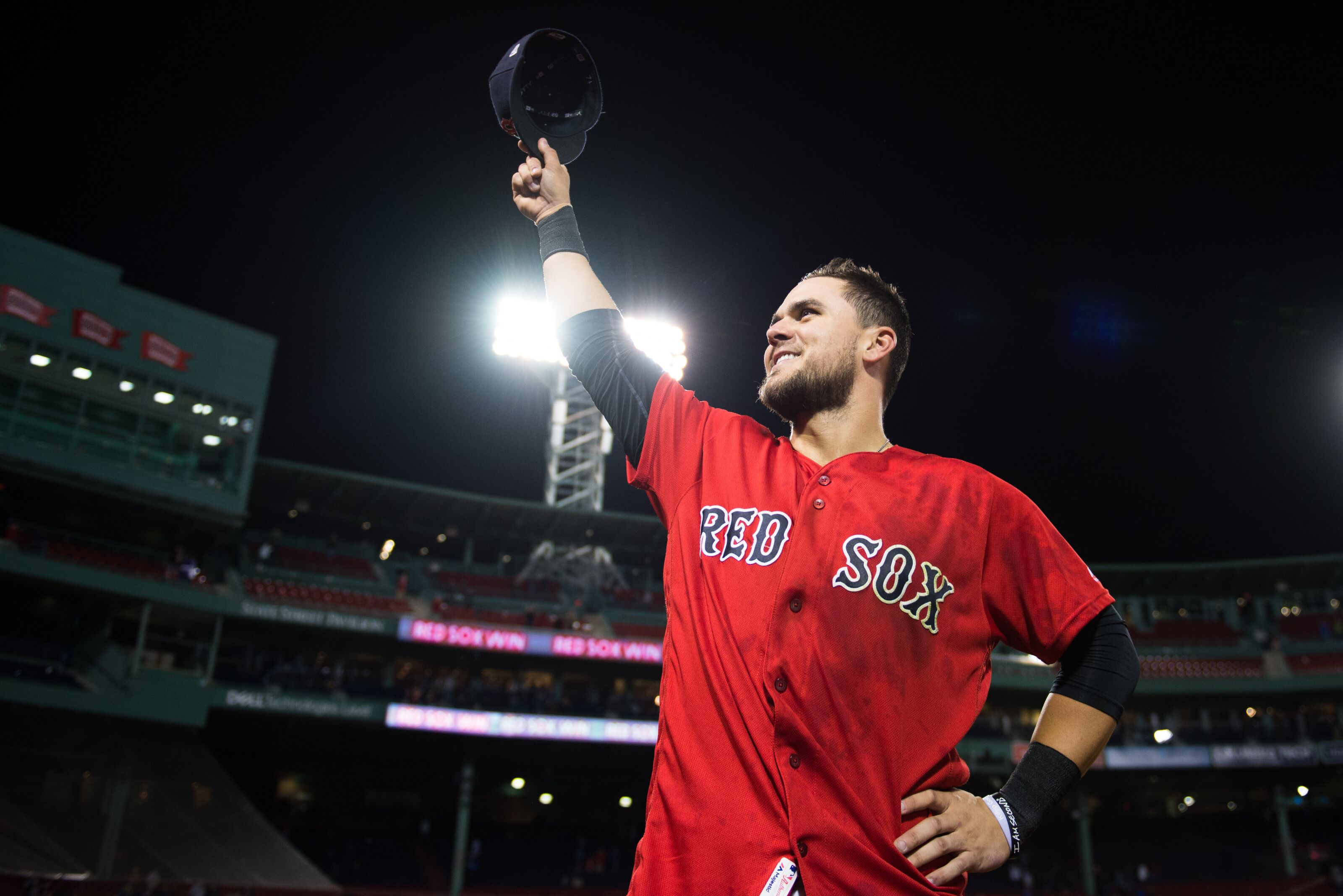 Red Sox should position Michael Chavis as their next first baseman