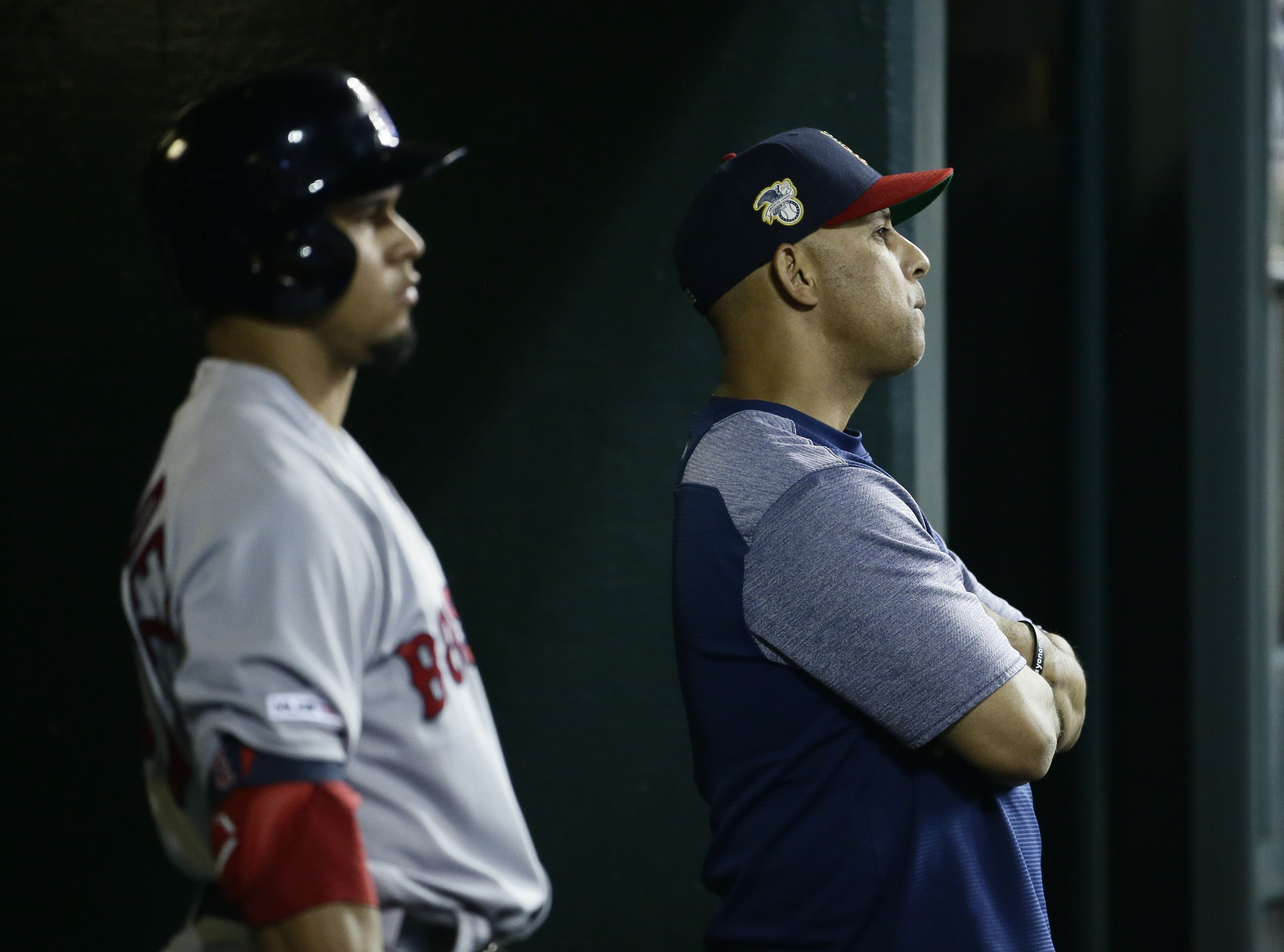 Another loss leaves Red Sox Nation curious about the team's decisions