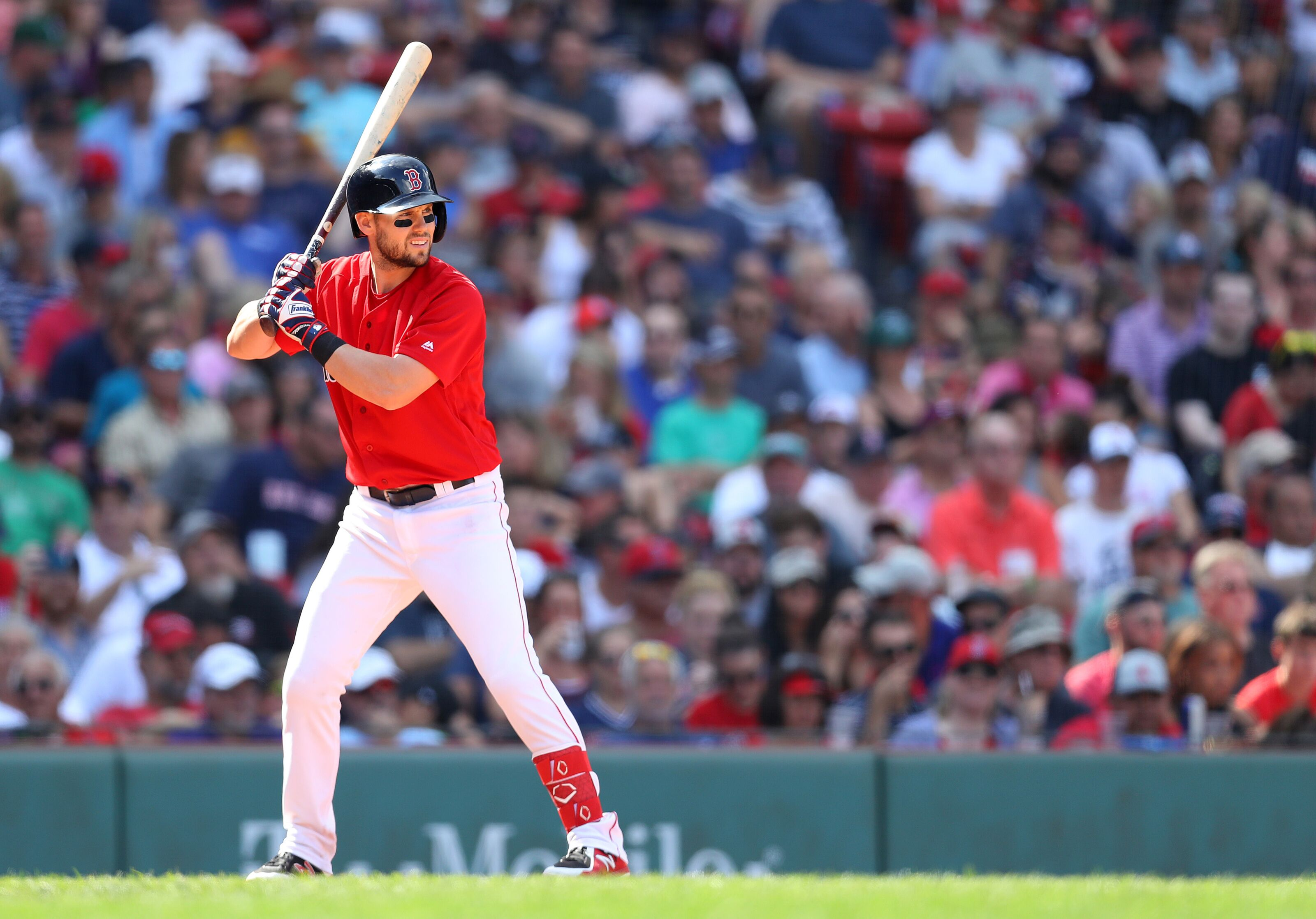 Boston Red Sox place baffling amount of faith in Chris Owings
