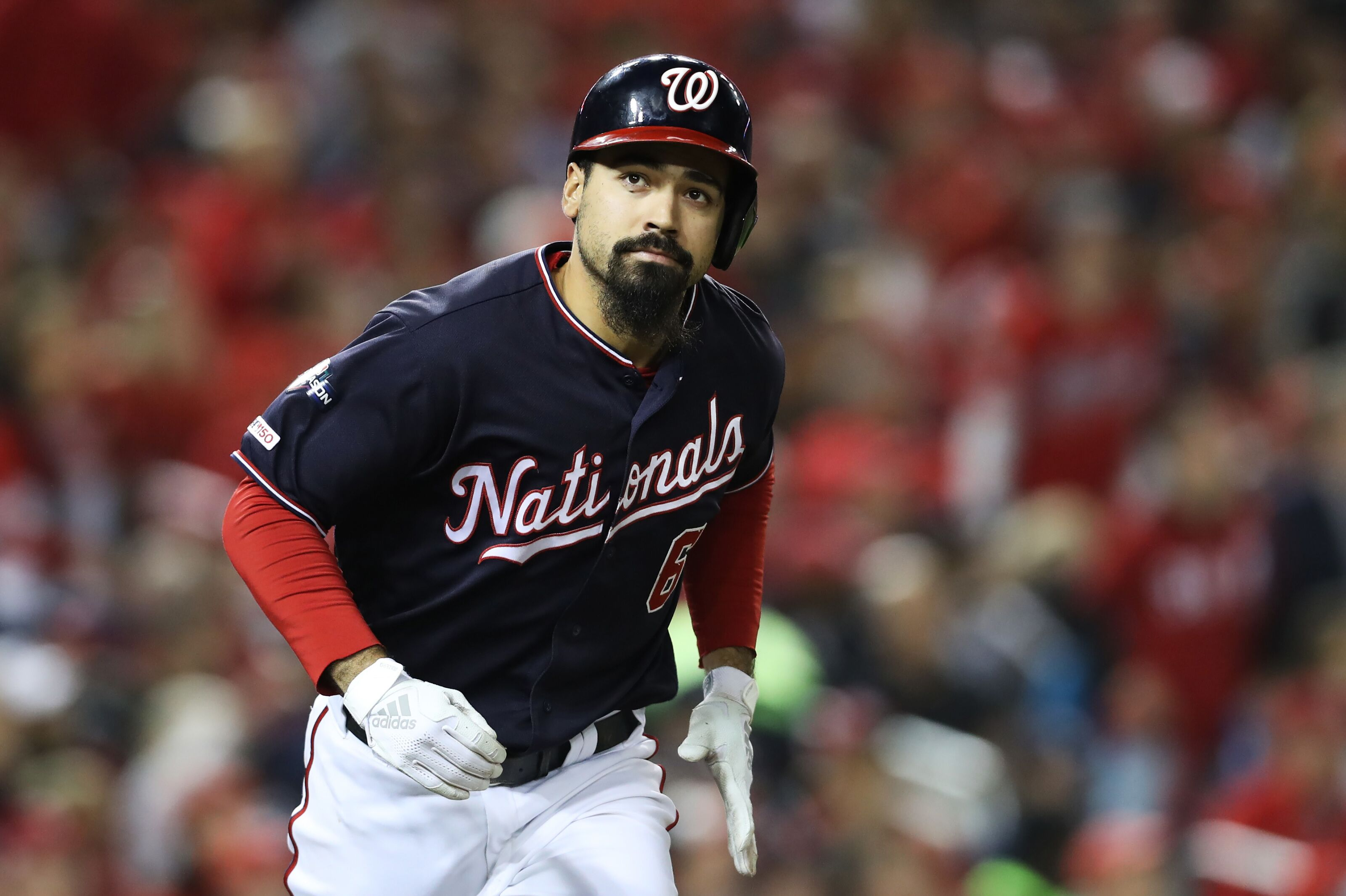 Red Sox roster shares similar blueprint to World Series bound Nationals
