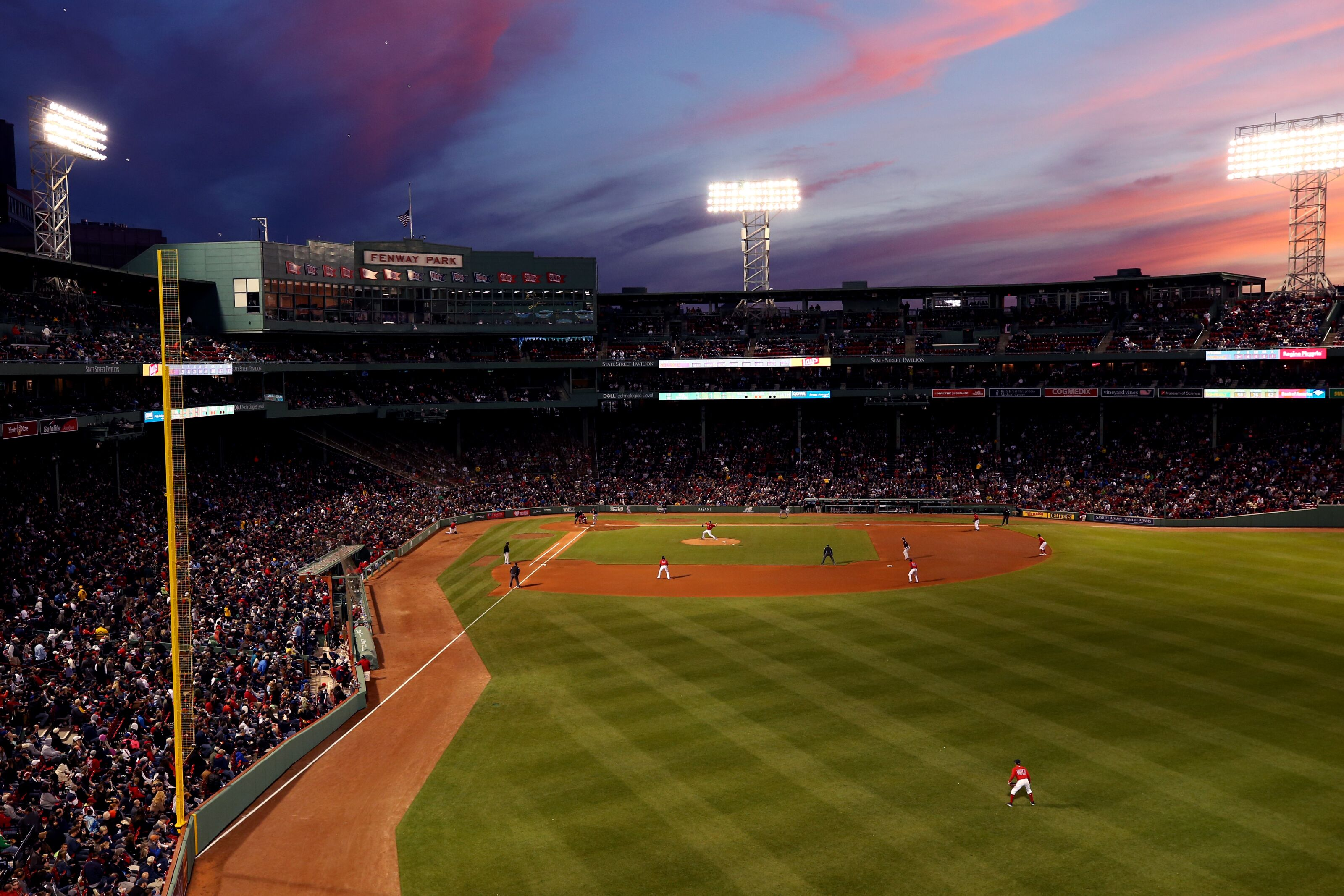 Here's the Red Sox schedule for the 2019 season | Boston.com