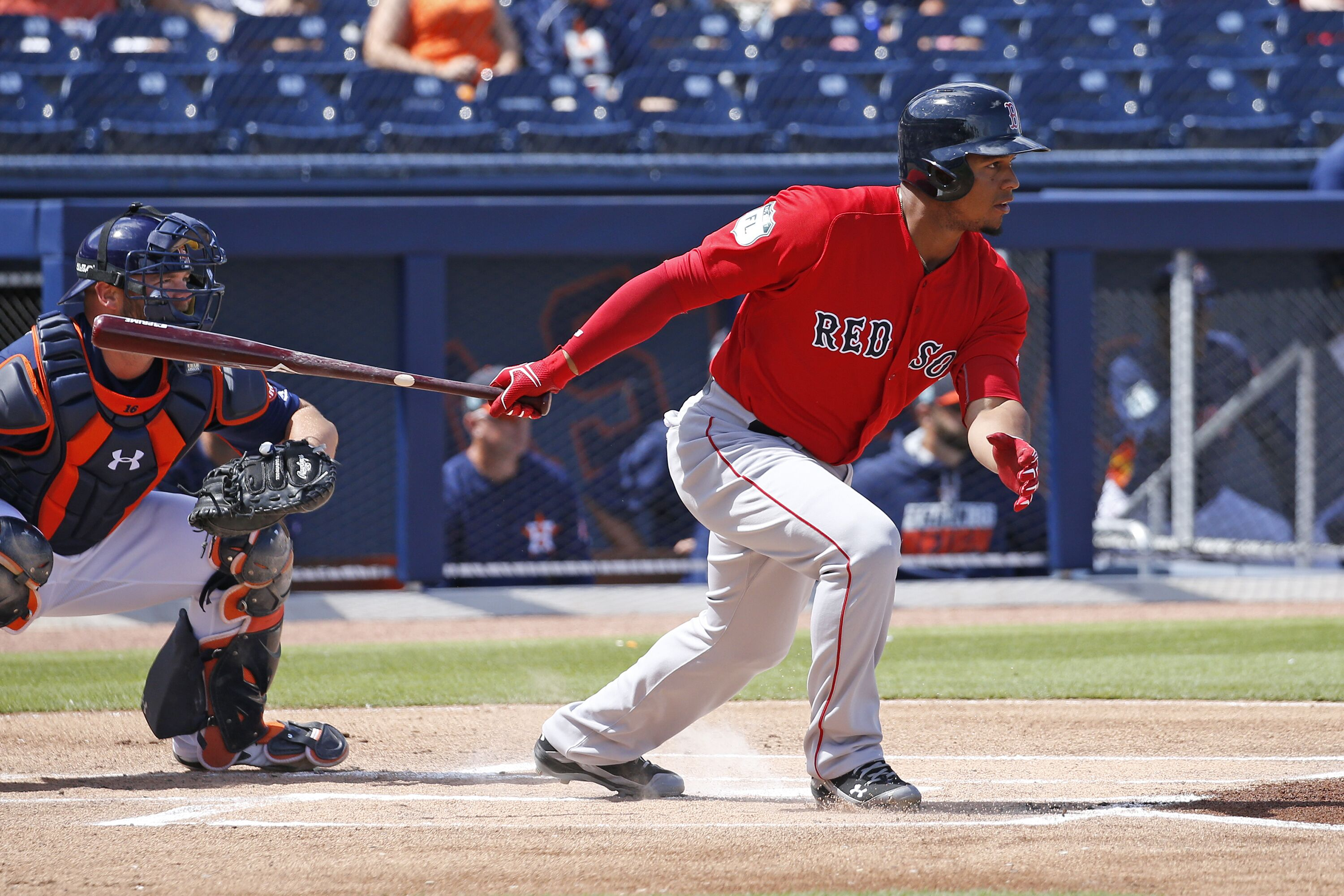 Red Sox: Why Marco Hernandez should cover for Dustin Pedroia