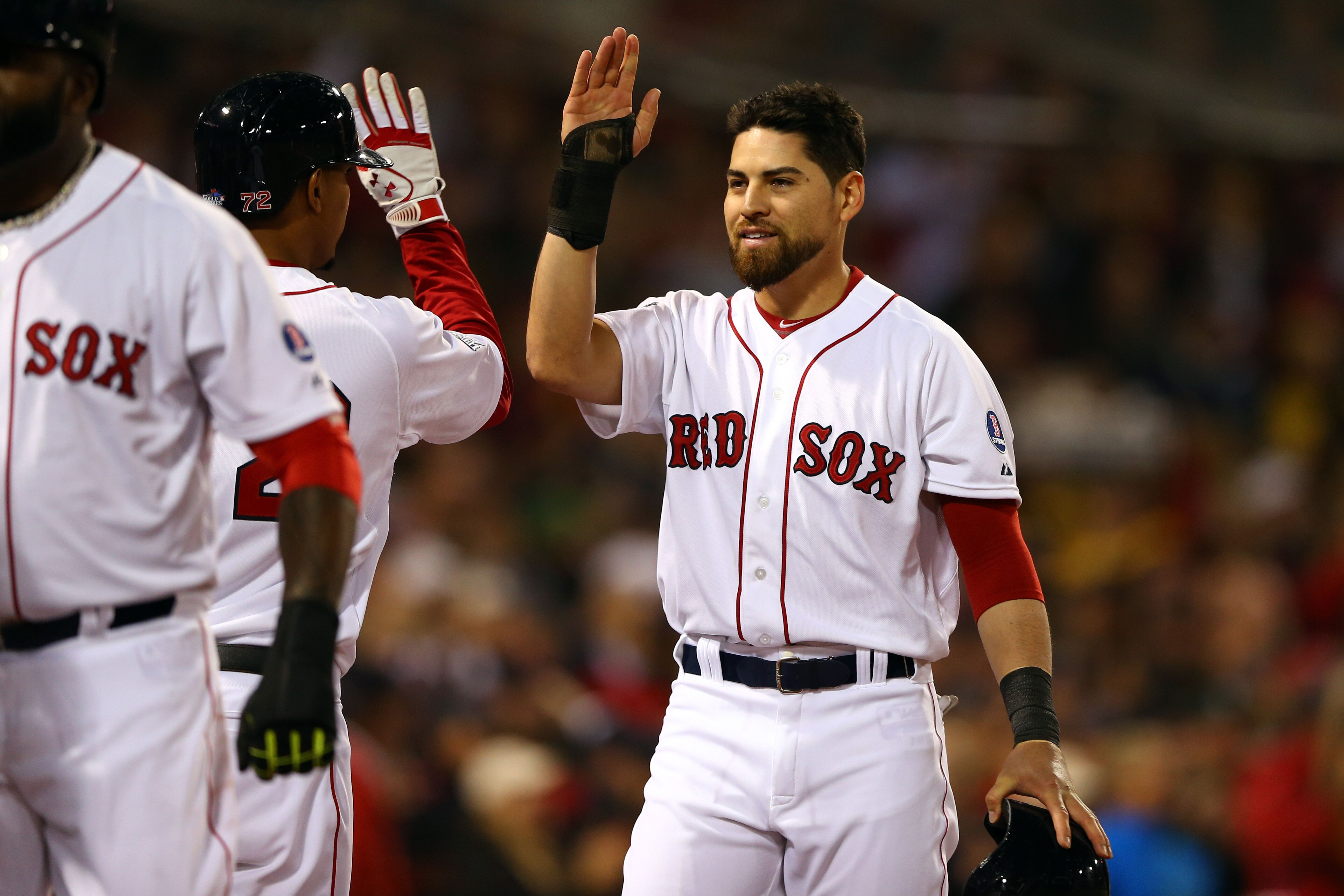 hot sale online cb5f4 2e458 Red Sox: Catching up with old friends - Jacoby Ellsbury