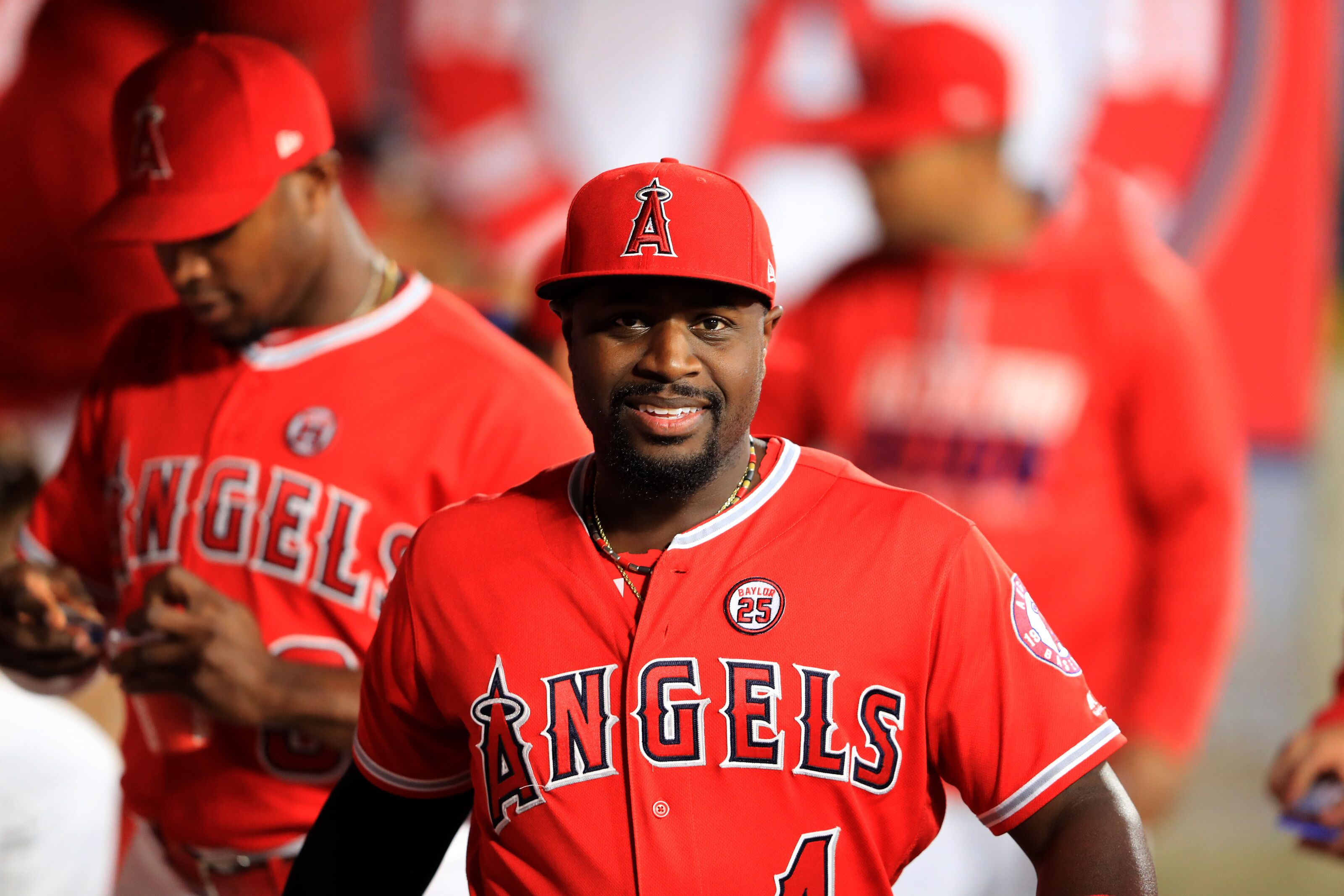 7b506f666 Red Sox infielder Brandon Phillips working his way back to majors