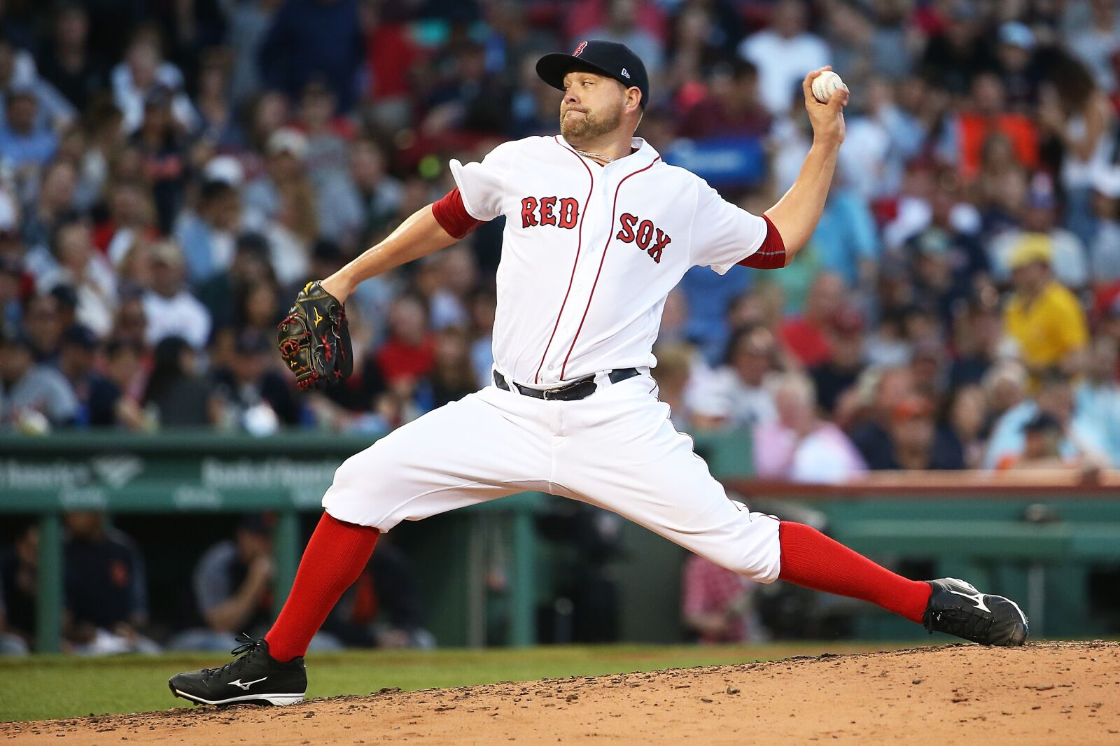 Red Sox looking to activate lefty Brian Johnson for Baltimore series