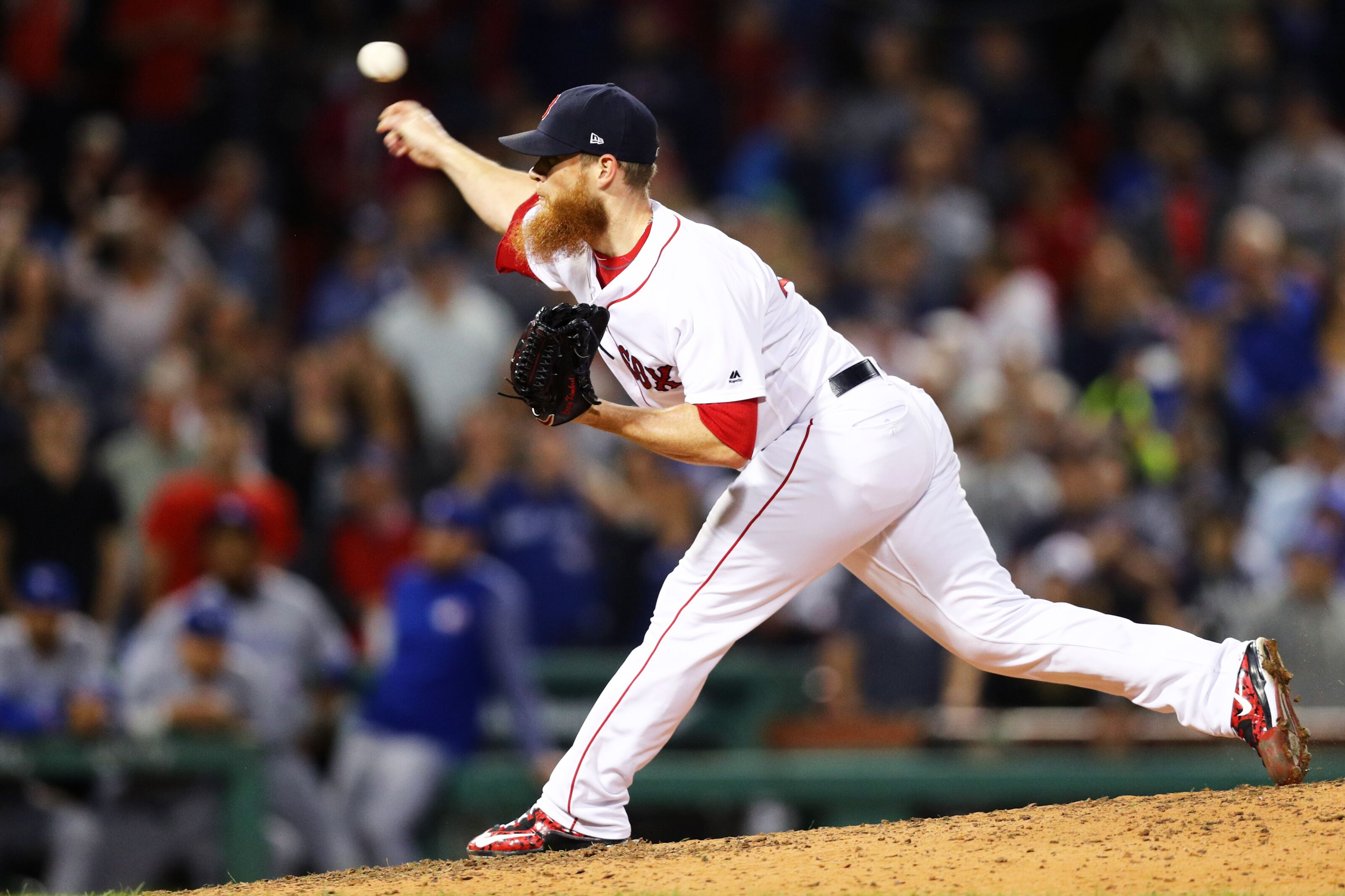 Boston Red Sox Report Cards: Right-handed reliever Craig Kimbrel