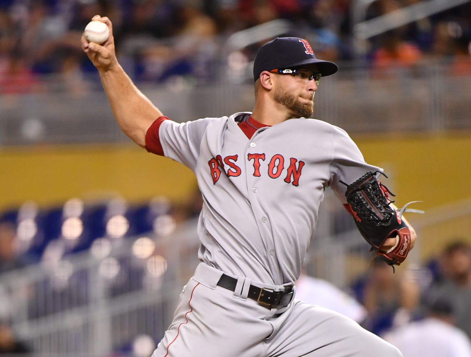 Red Sox reliever Marcus Walden has been a revelation in the bullpen