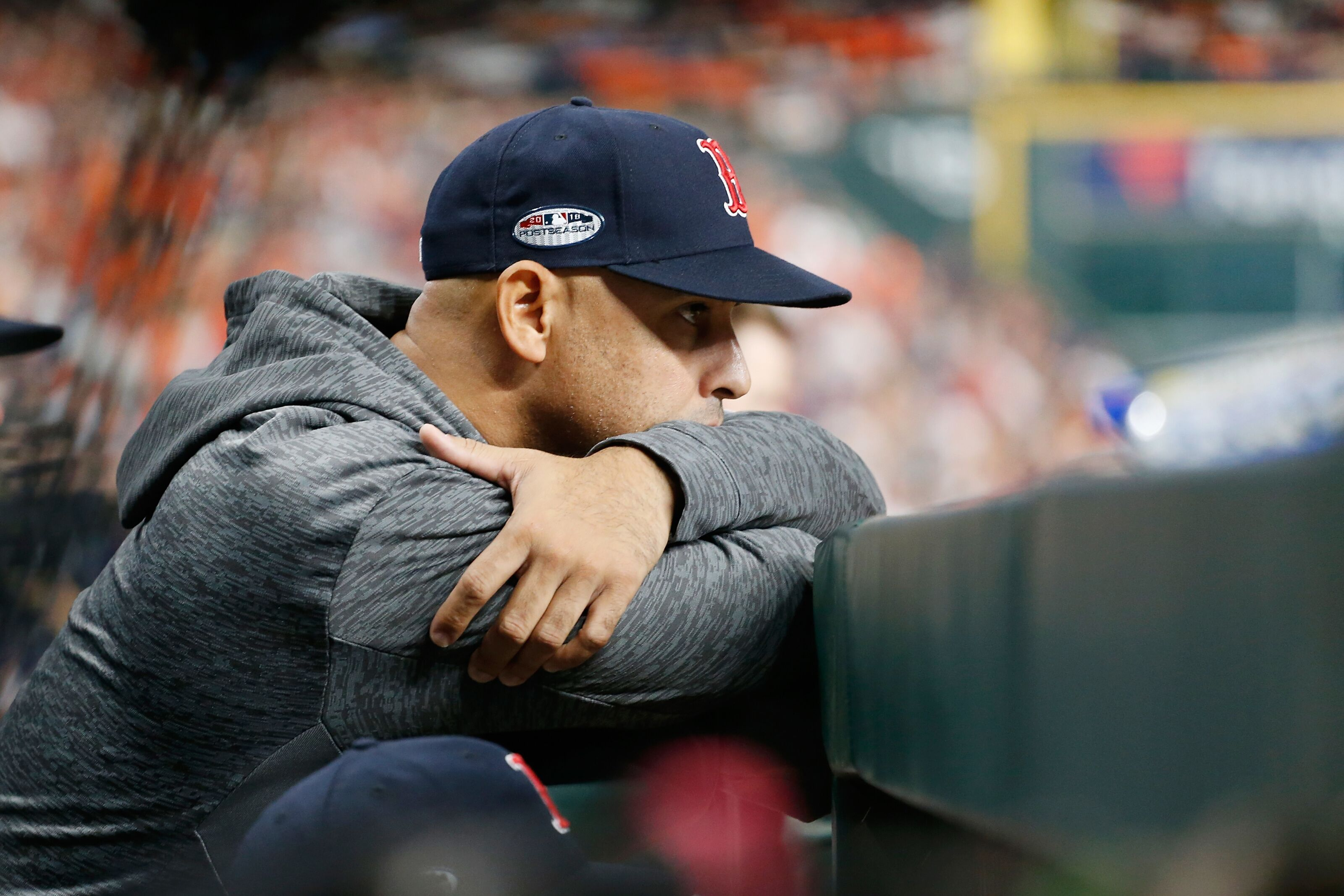 Red Sox manager Alex Cora treating every game like the postseason