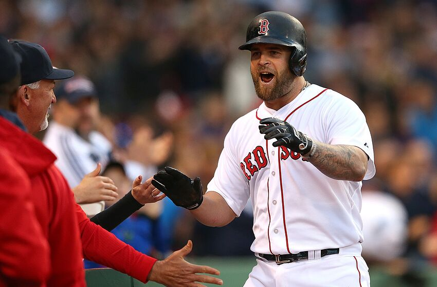 Red Sox 2013 World Series champion Mike Napoli announces retirement