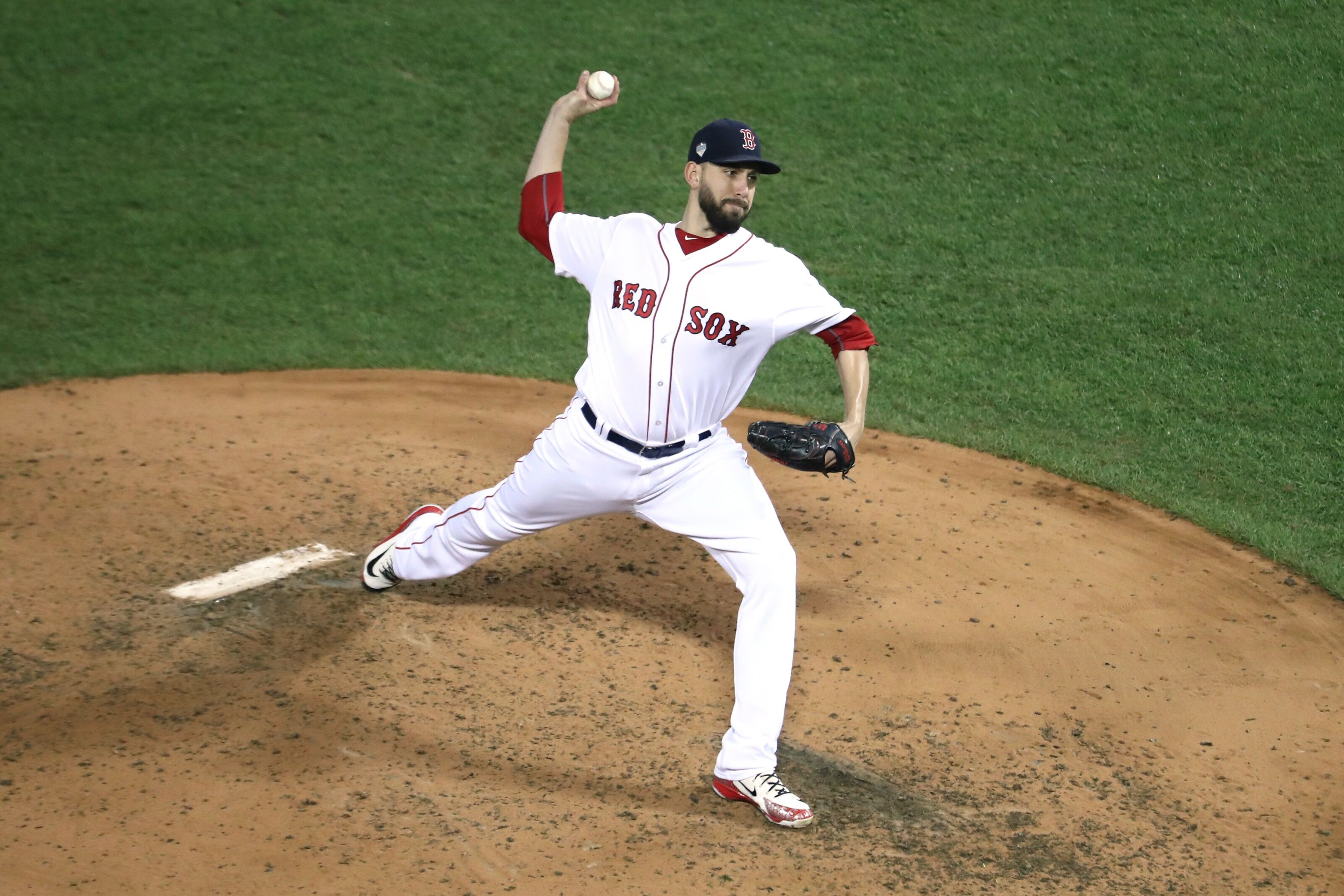 The Red Sox can no longer hold off on a decision for their closer