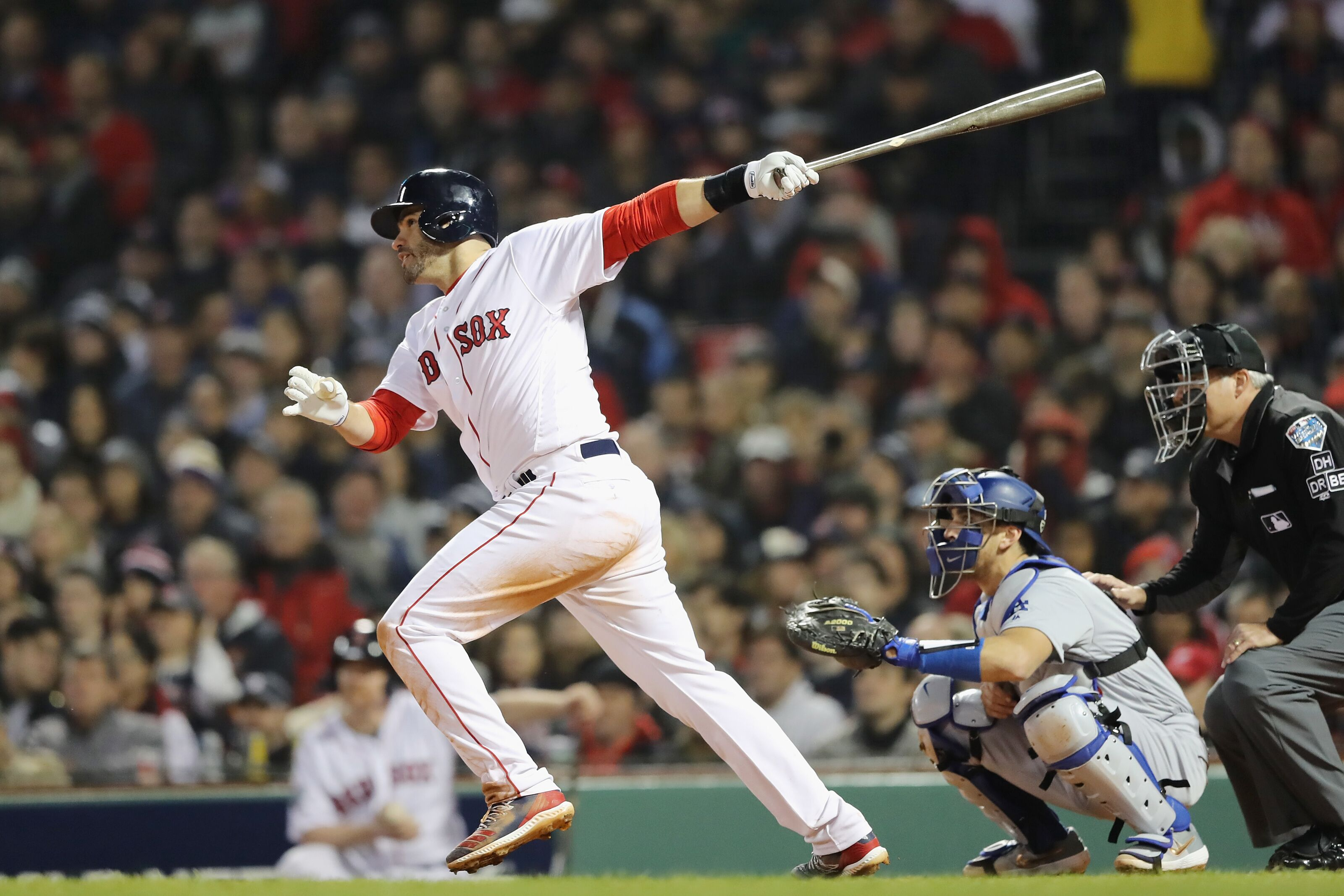Red Sox lineup gets a boost with return of J.D. Martinez vs Astros