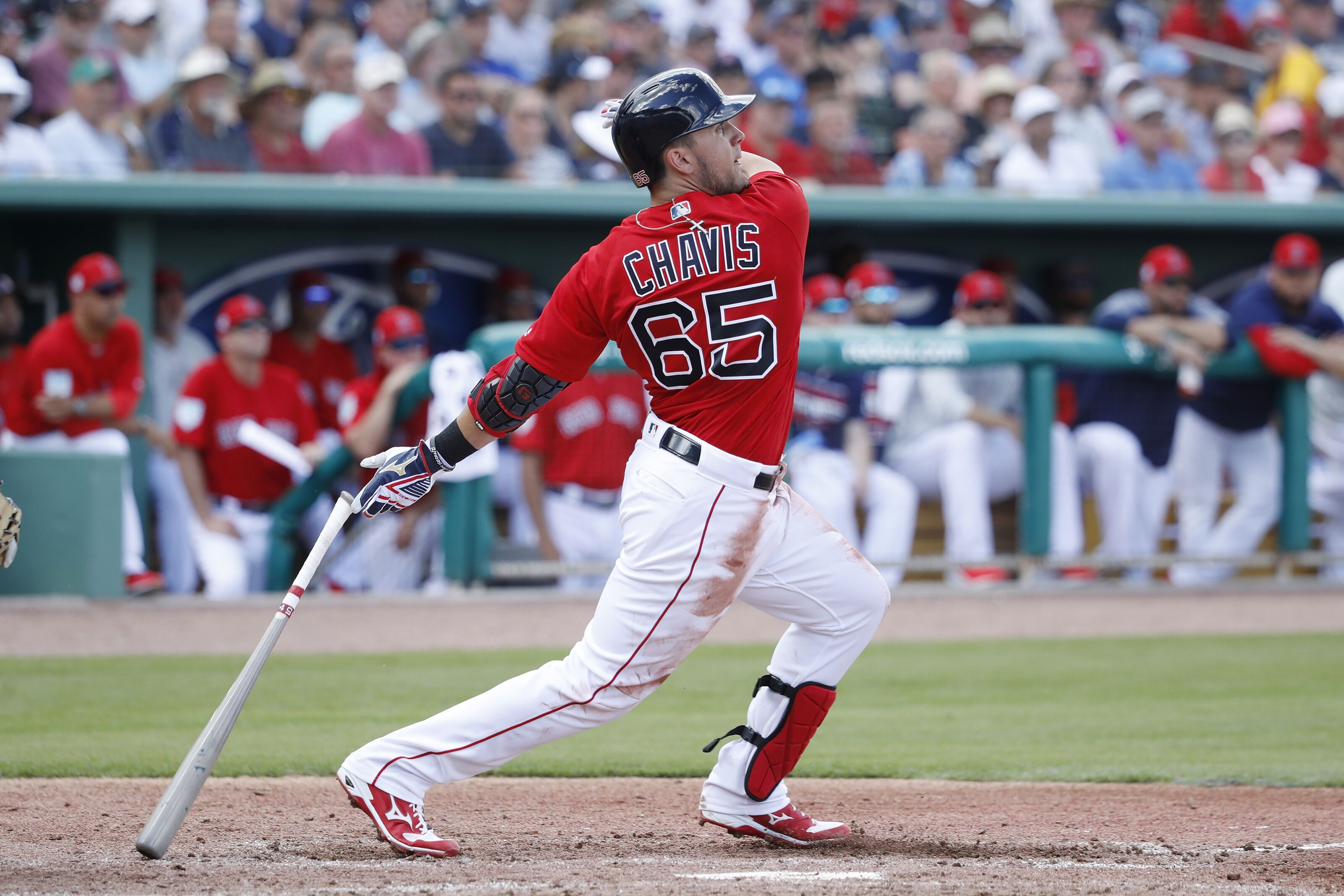 eabe7e354 Red Sox have three exciting prospects at the corner infield spots