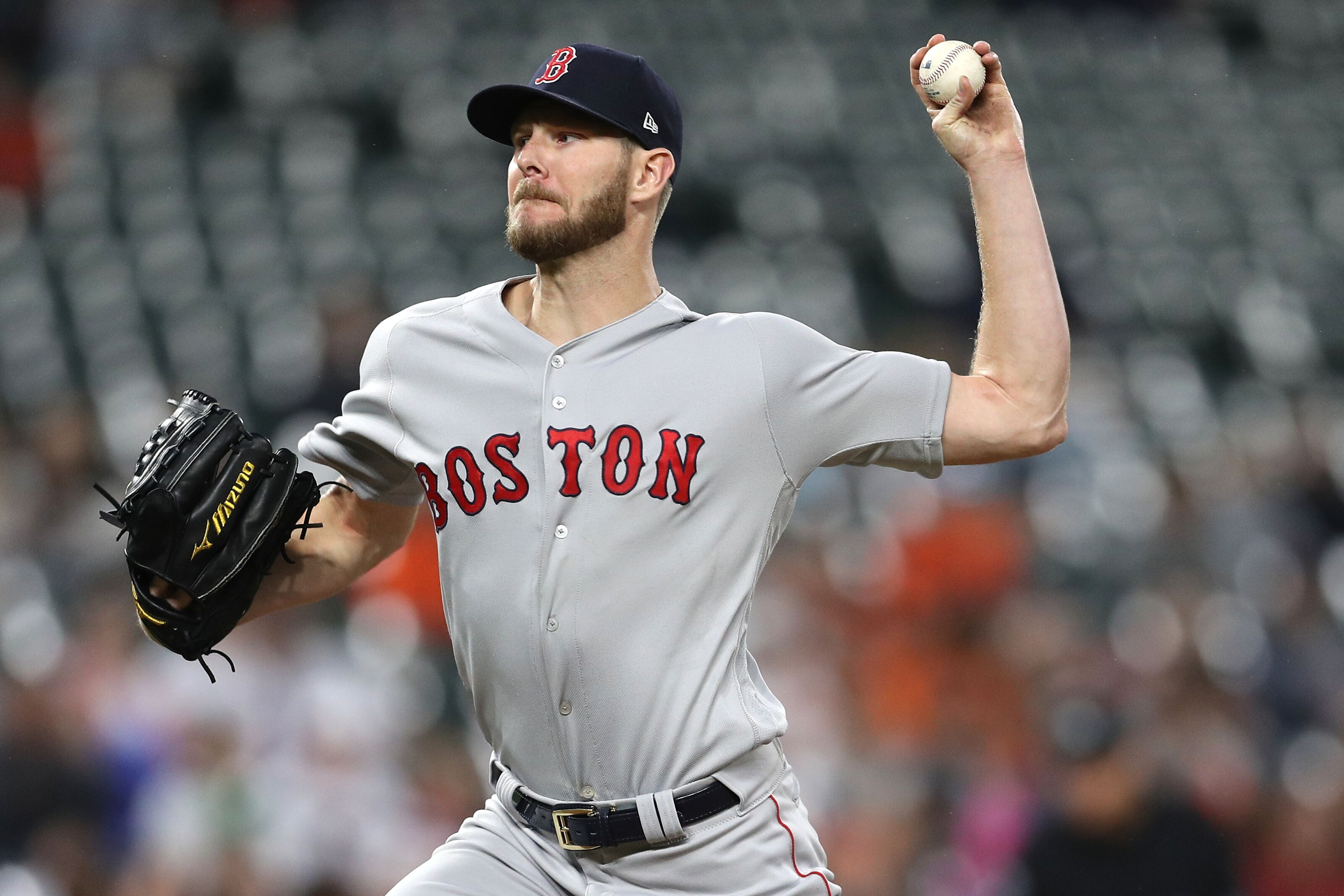 Red Sox News: Chris Sale's elbow is fine entering spring training