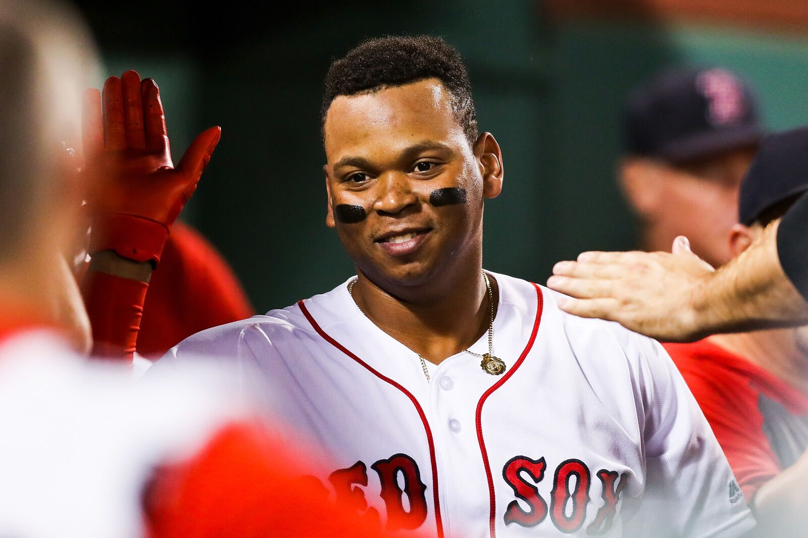 Red Sox third baseman Rafael Devers earns AL Player of the Week