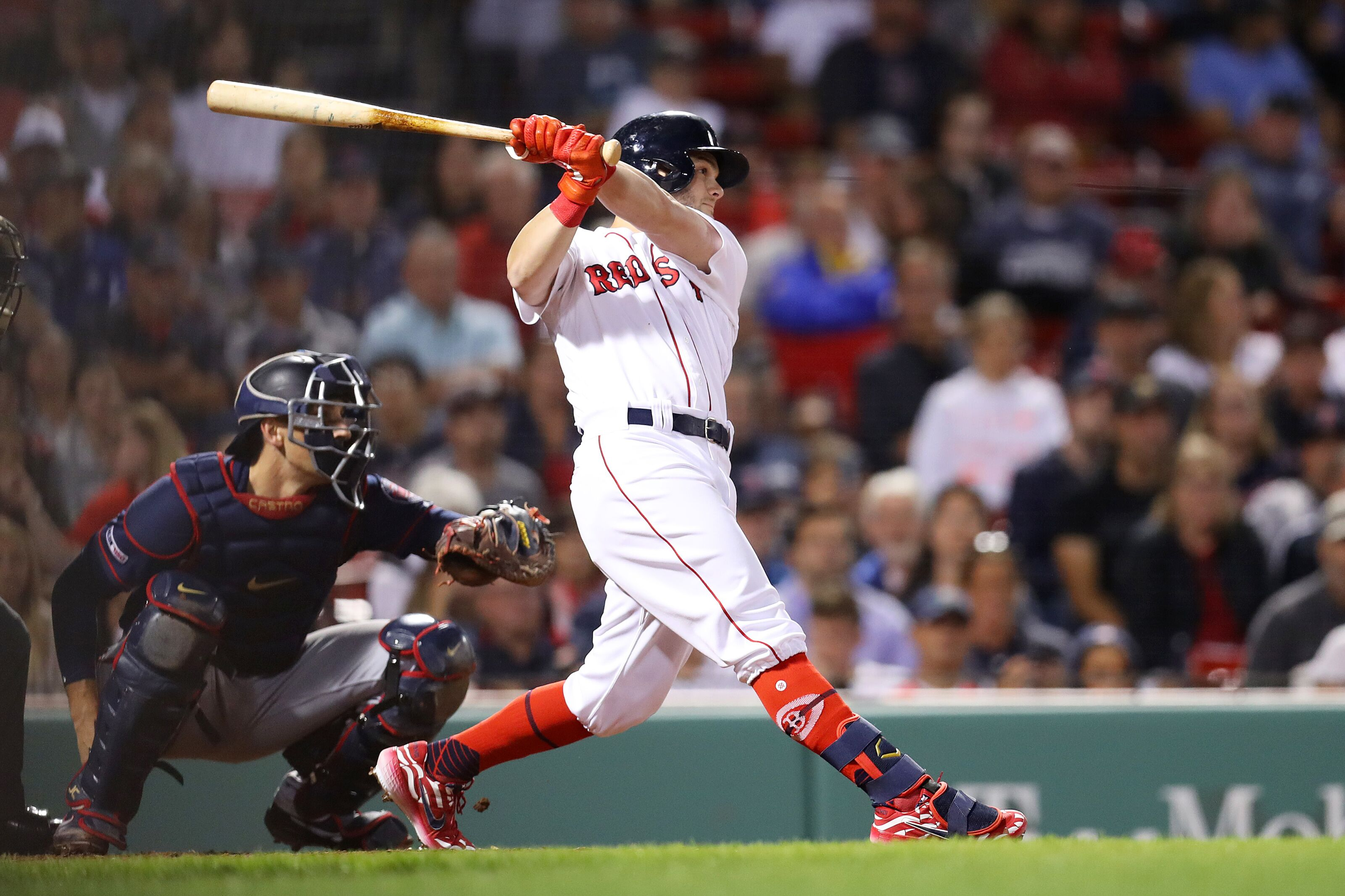 Red Sox: Where Andrew Benintendi should hit in 2020 lineup