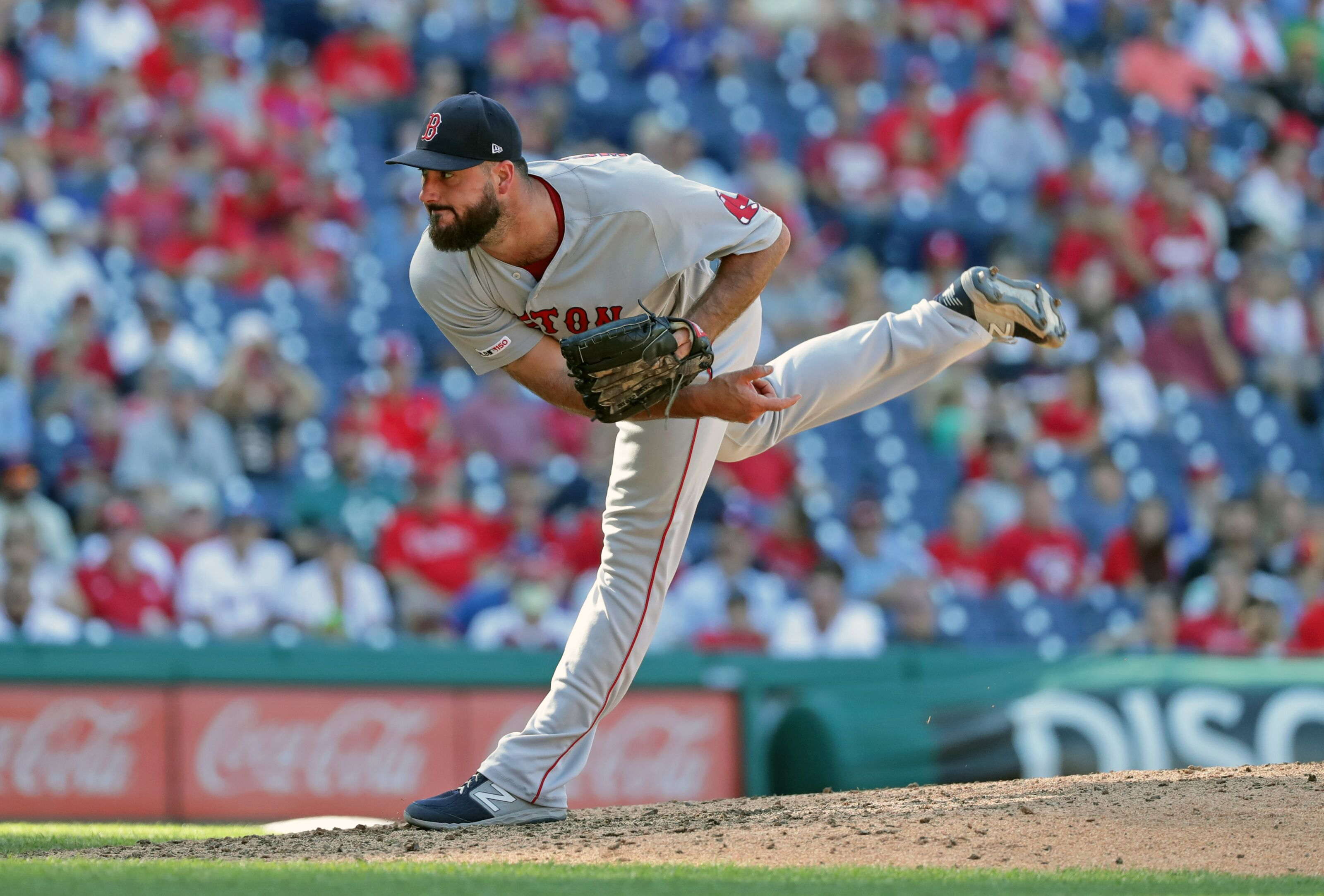 Red Sox 2019 Report Cards: Closer Brandon Workman