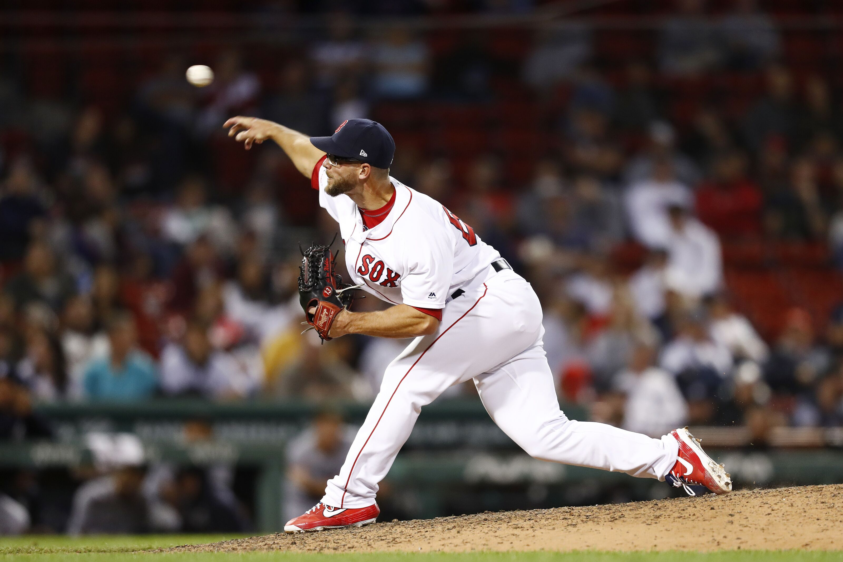 Red Sox 2019 Report Cards: Relief Pitcher Marcus Walden