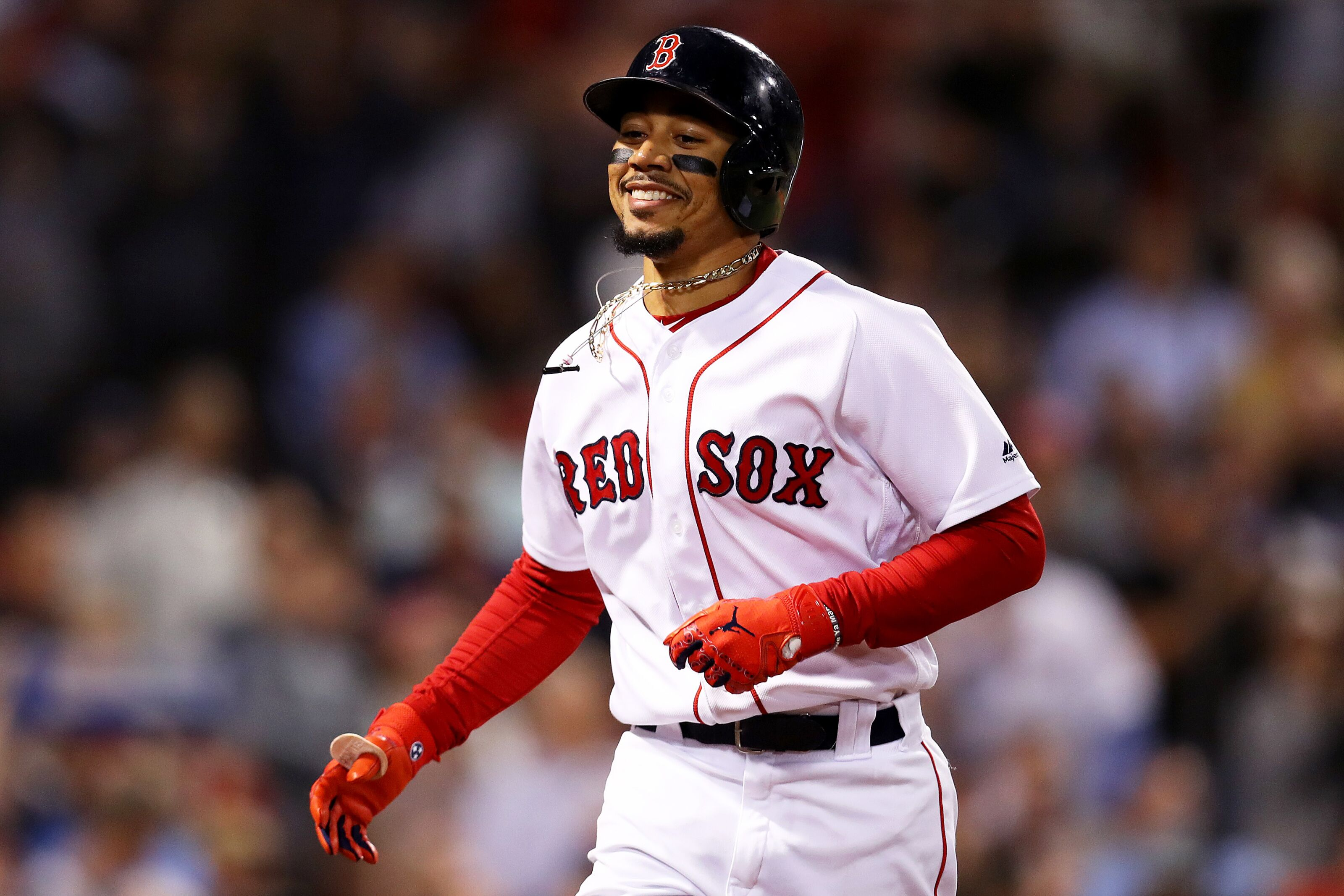 Red Sox Rumors: Mookie Betts trade offer from Padres hung up over money