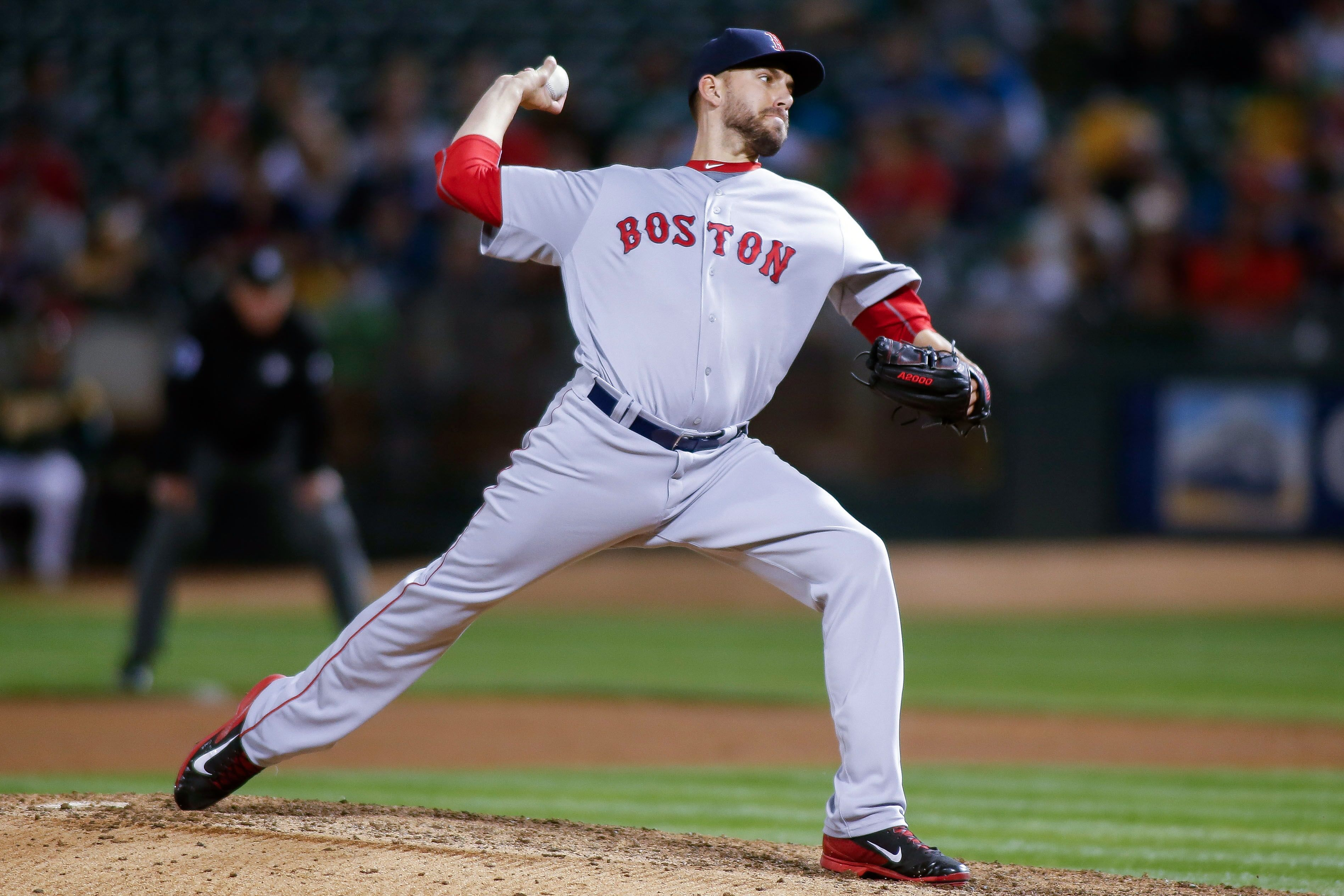 Red Sox Matt Barnes Rough Outing Is No Cause For Concern