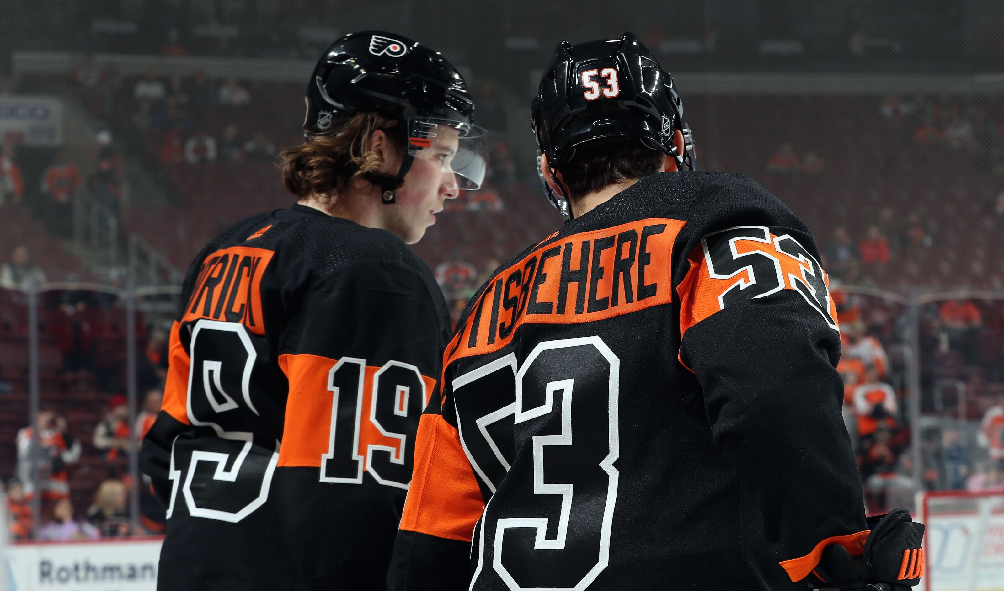 Patrick scores in return as Philadelphia Flyers defeat the Devils 5-2