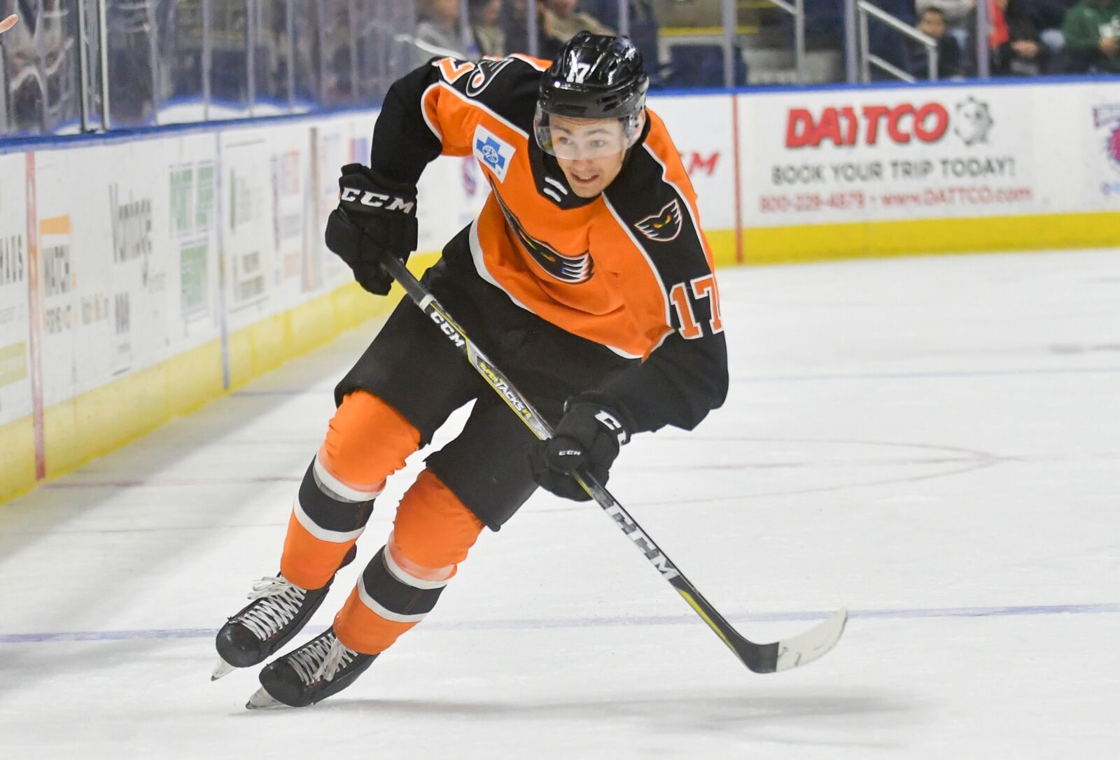 Don't Underestimate German Rubtsov Making The Flyers Roster