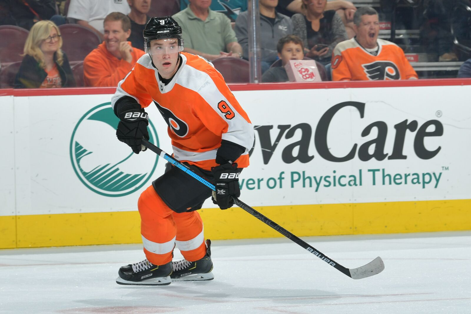 Philadelphia Flyers: What's wrong with Ivan Provorov this season?