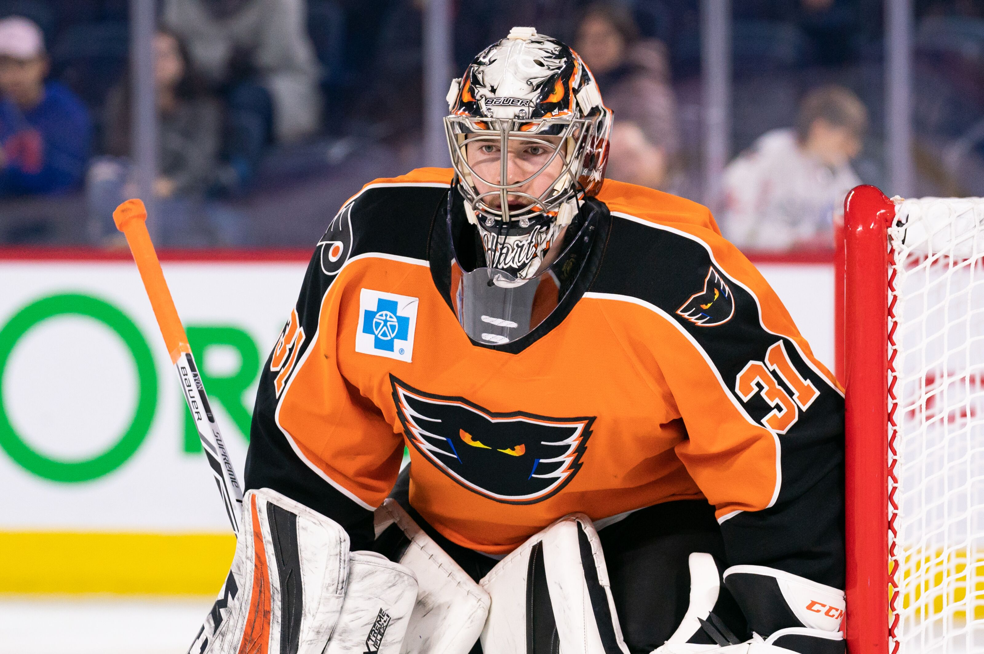 cc1ffba2dad Carter Hart gets his chance to shine in Philadelphia