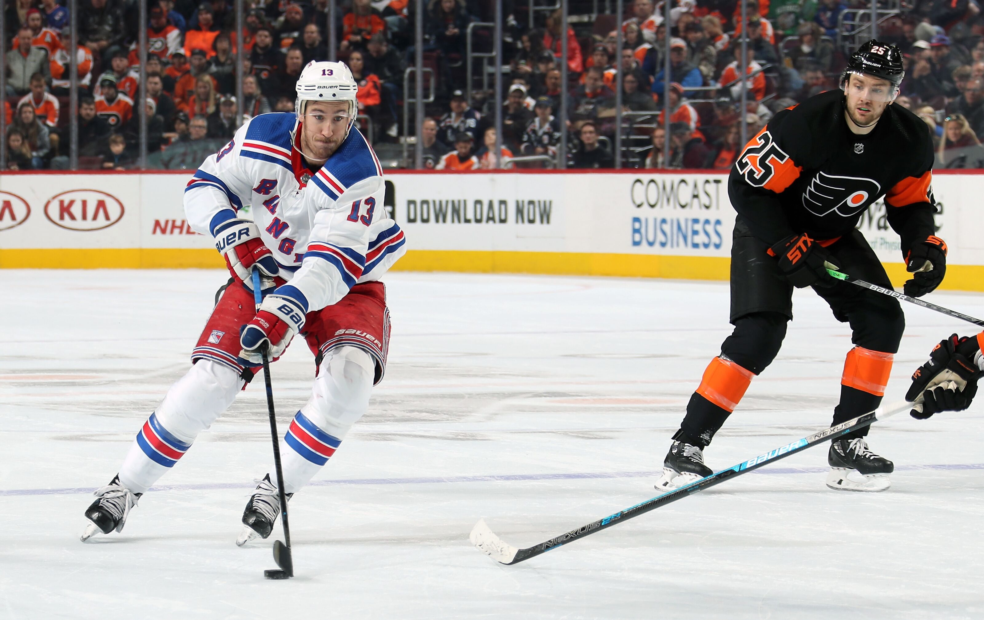 "Rumors: Philadelphia Flyers Doing ""Due Diligence"" On Kevin Hayes"