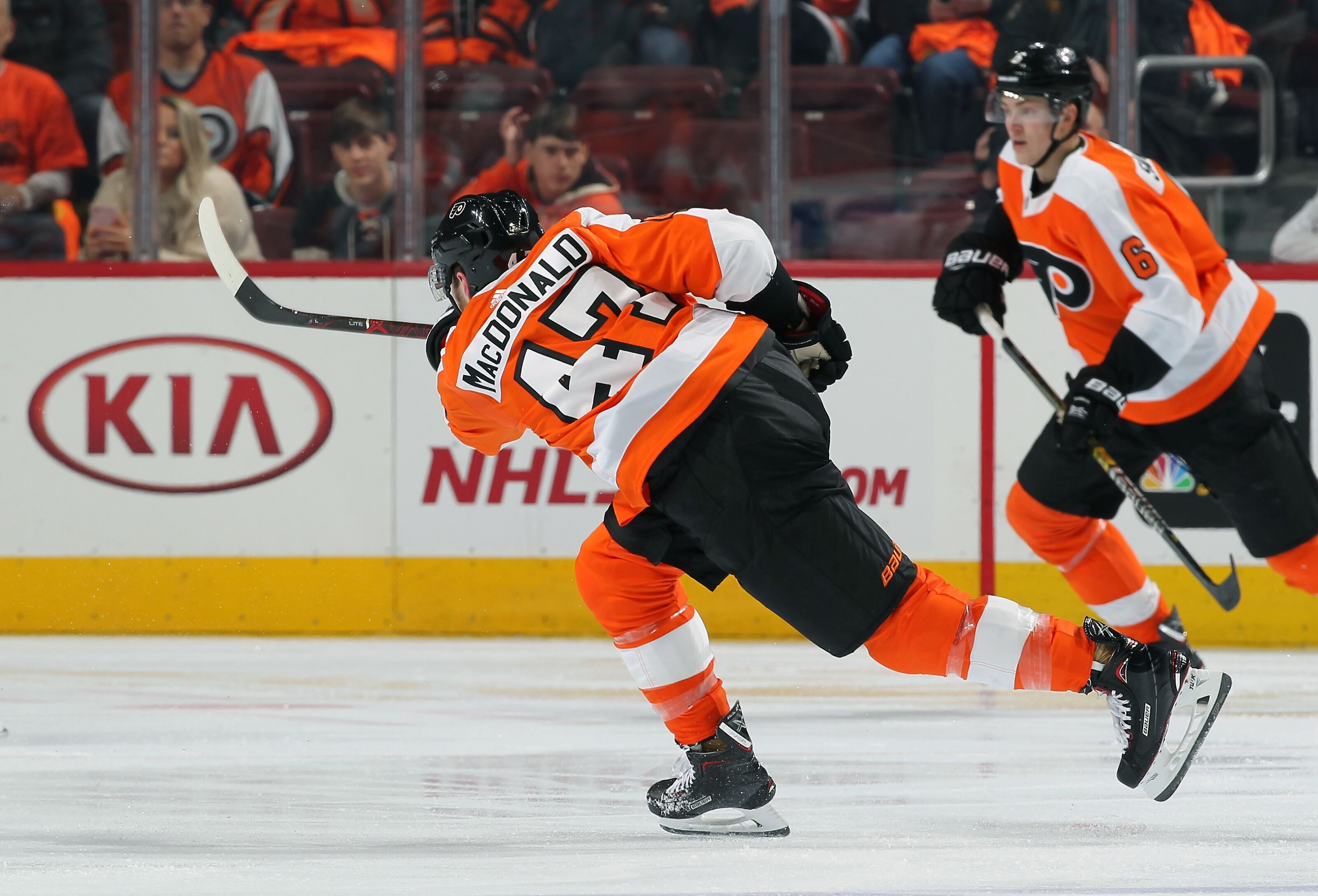 Weekly Buzz: Another Trade And An Eventual Buyout For The Flyers