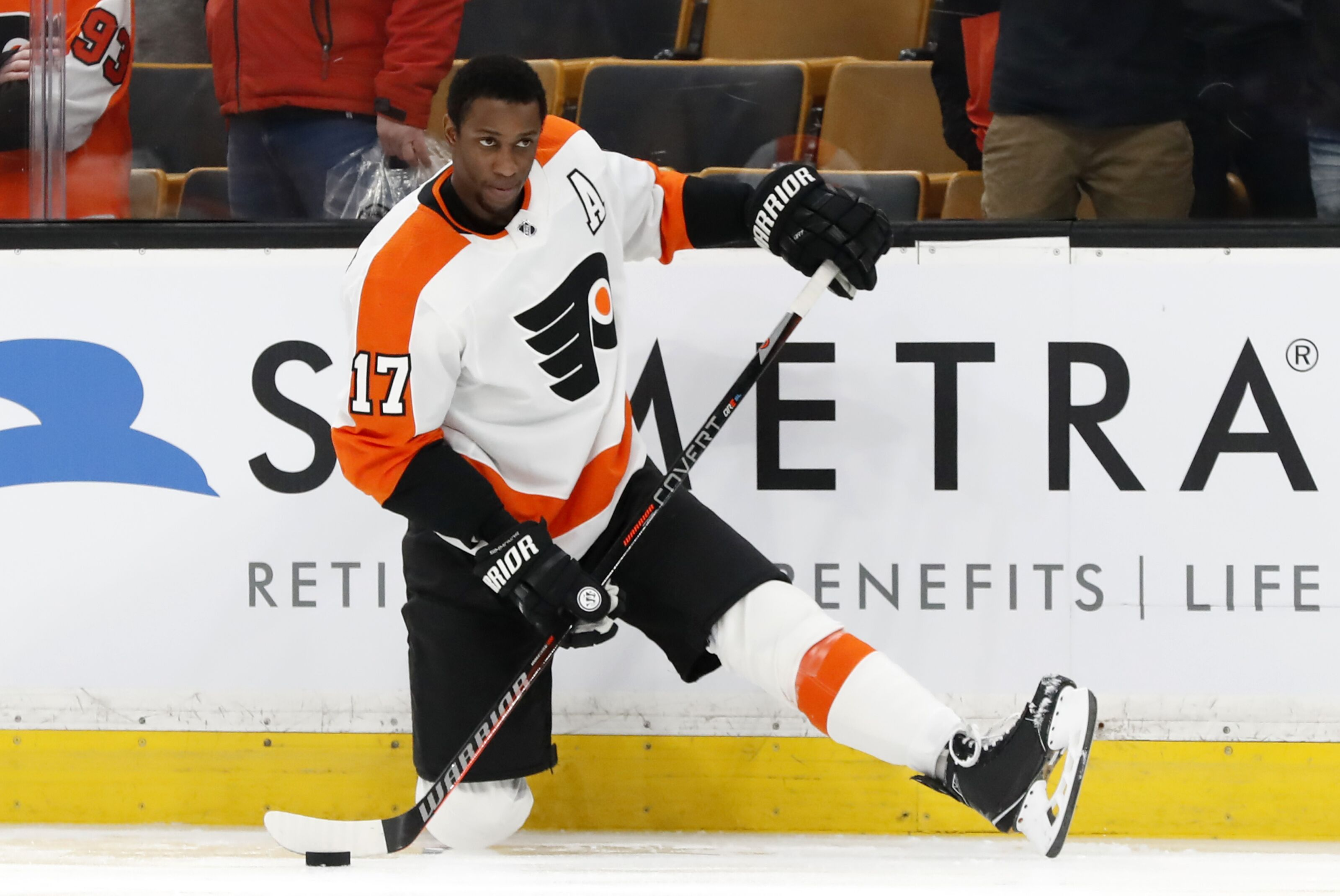 Wayne Simmonds' Possible Suitors and Return Before Trade Deadline
