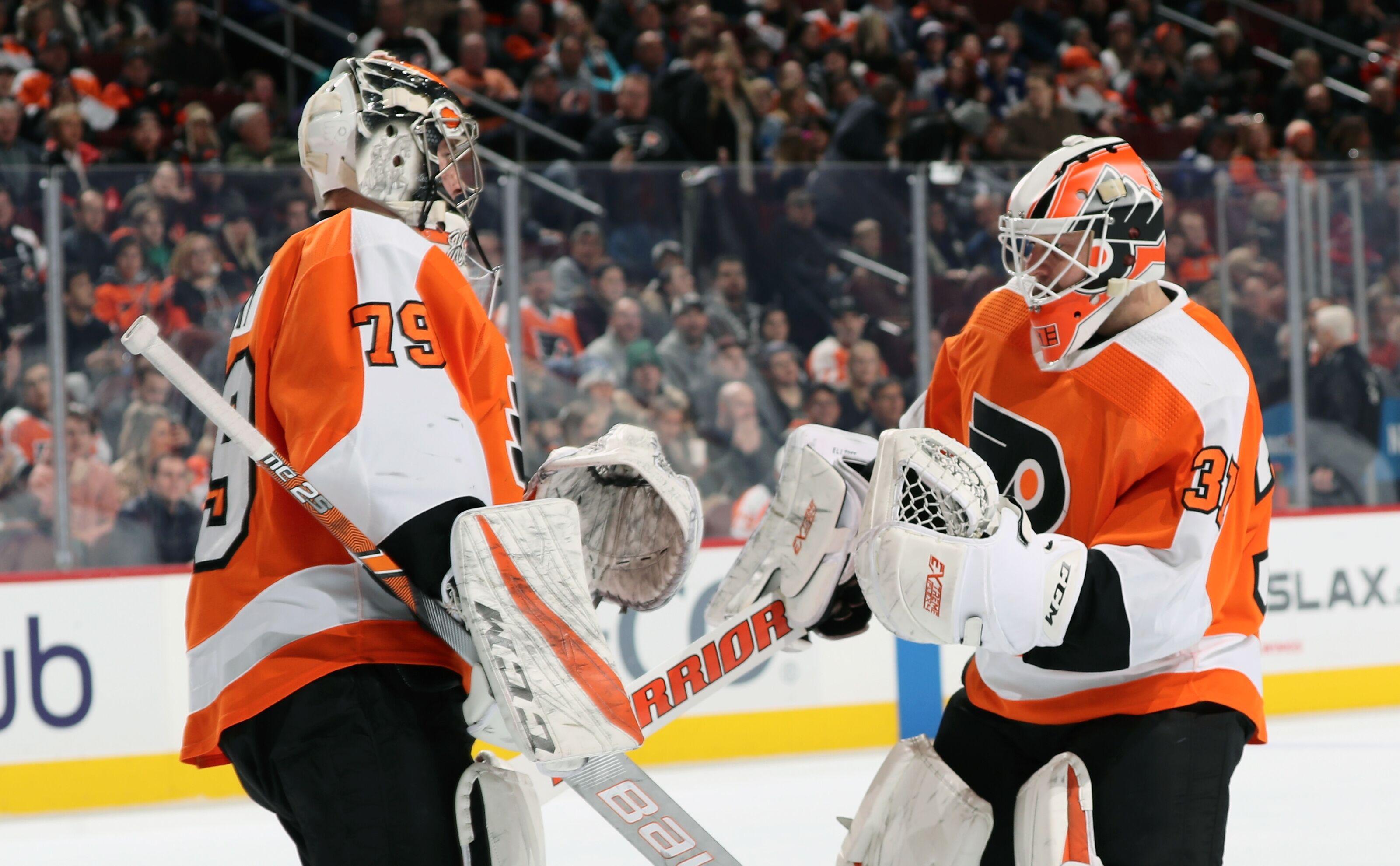 Philadelphia Flyers Who Else Could Fill The Backup Goaltending Role