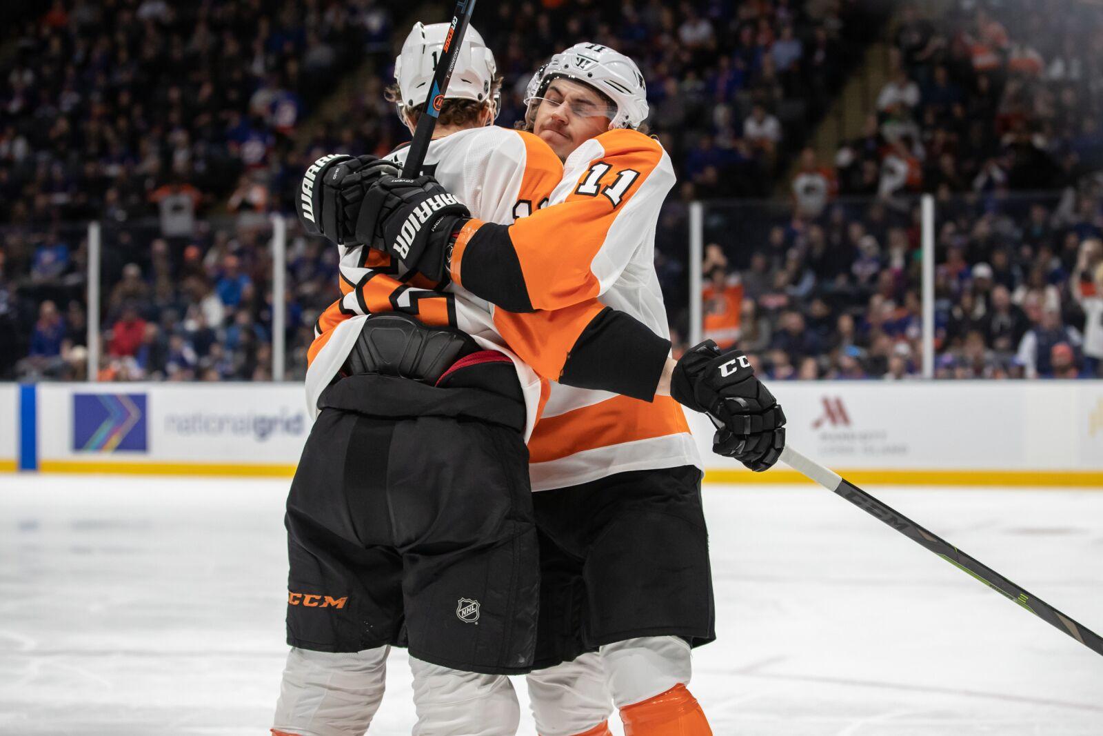 Philadelphia Flyers Re-Sign Travis Konecny To Six Year Contract