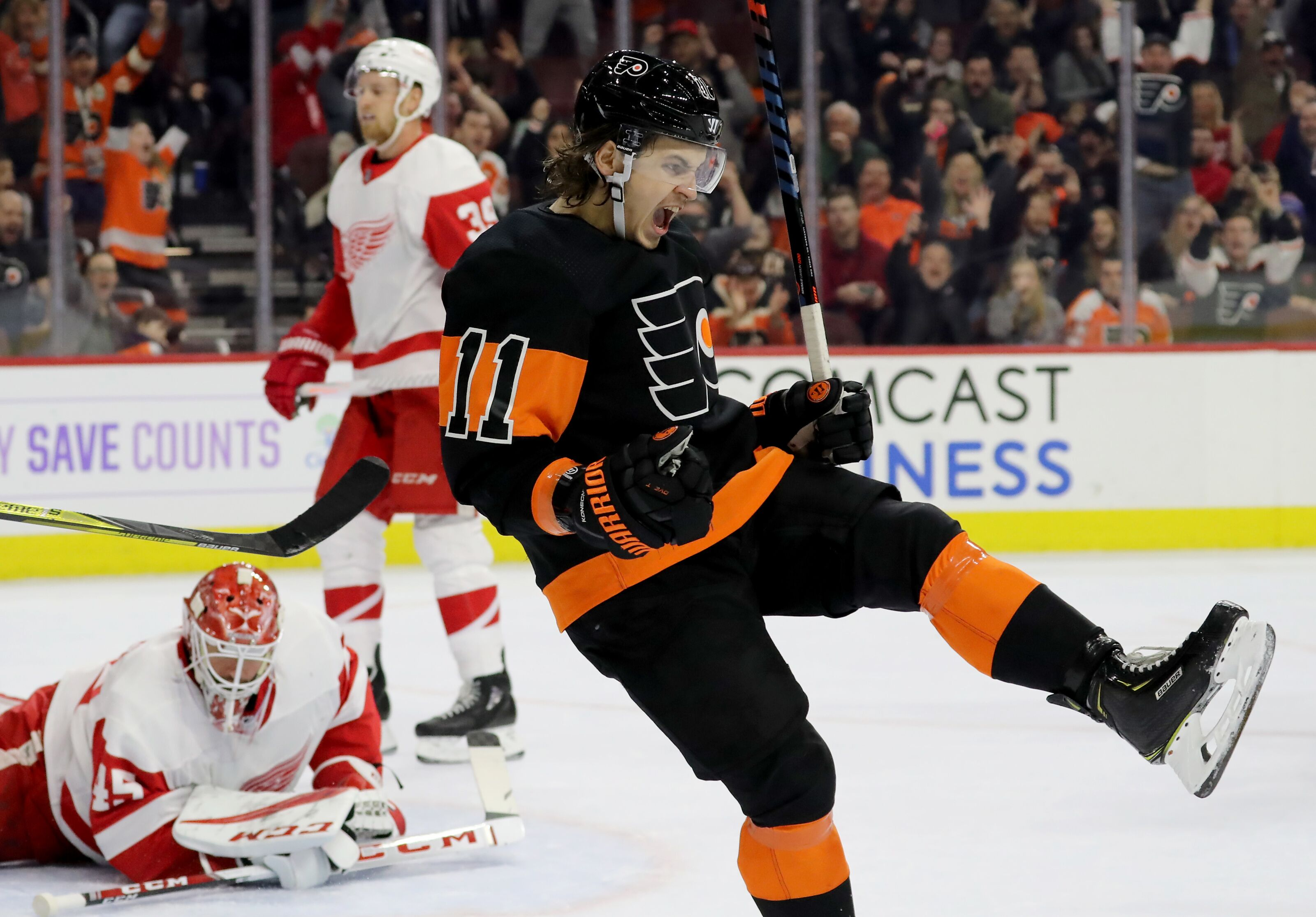 Philadelphia Flyers: How Much Should Travis Konecny Get Paid?