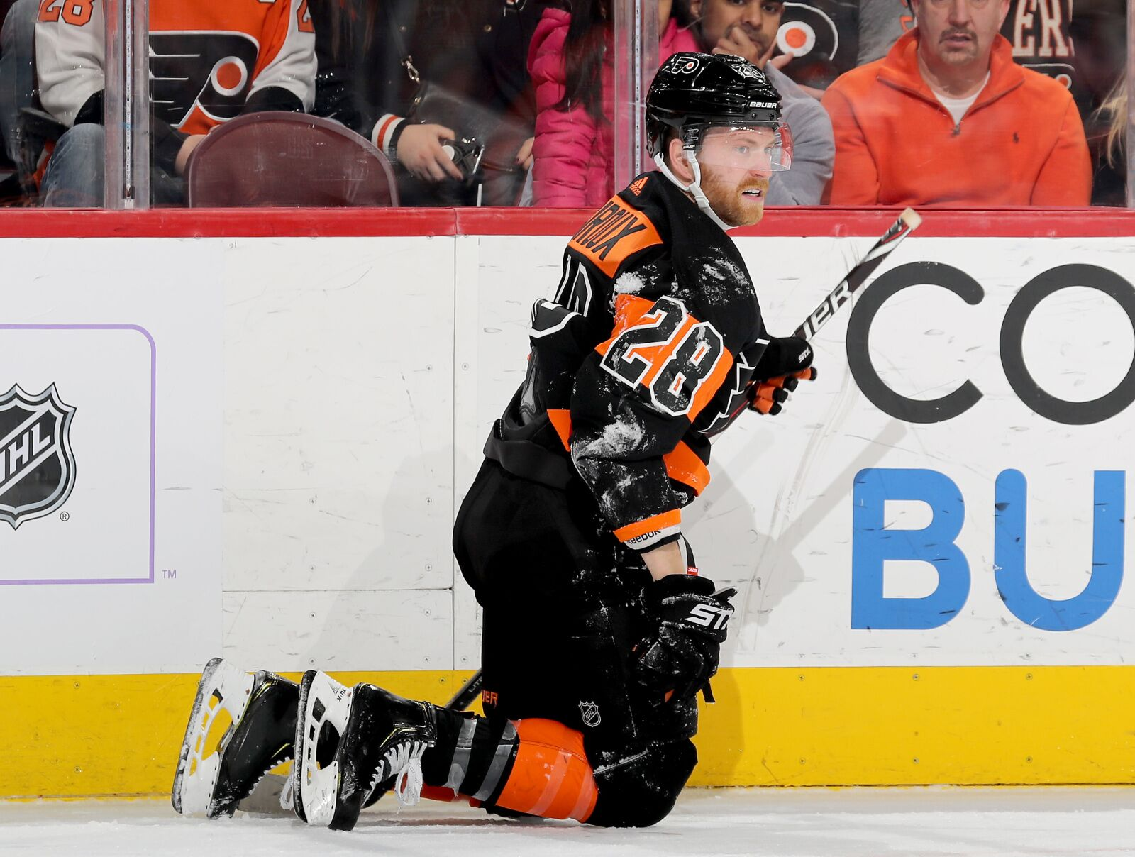 Philadelphia Flyers vs Red Wings: Somebody fight Anthony Mantha
