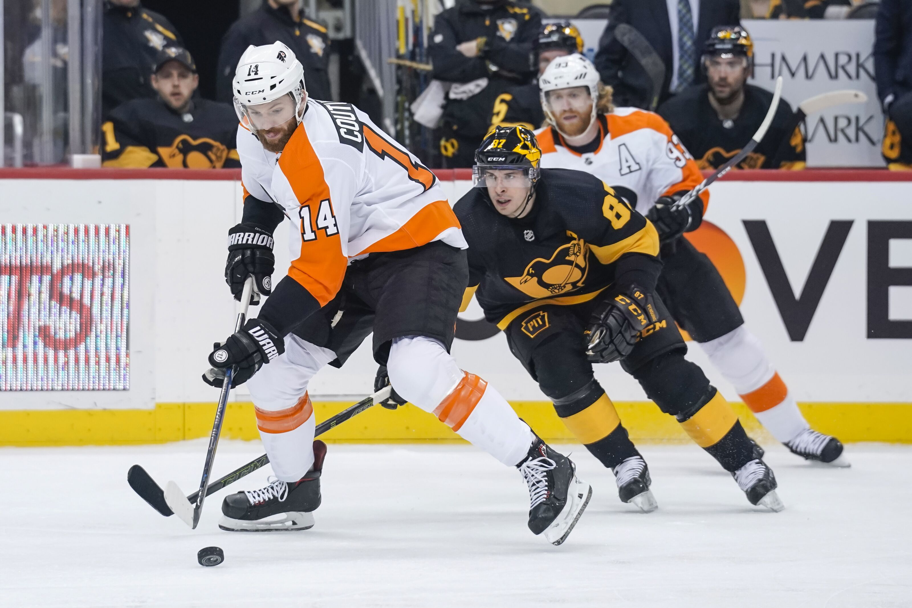 Where Do The Philadelphia Flyers Rank In The Metro On Paper?