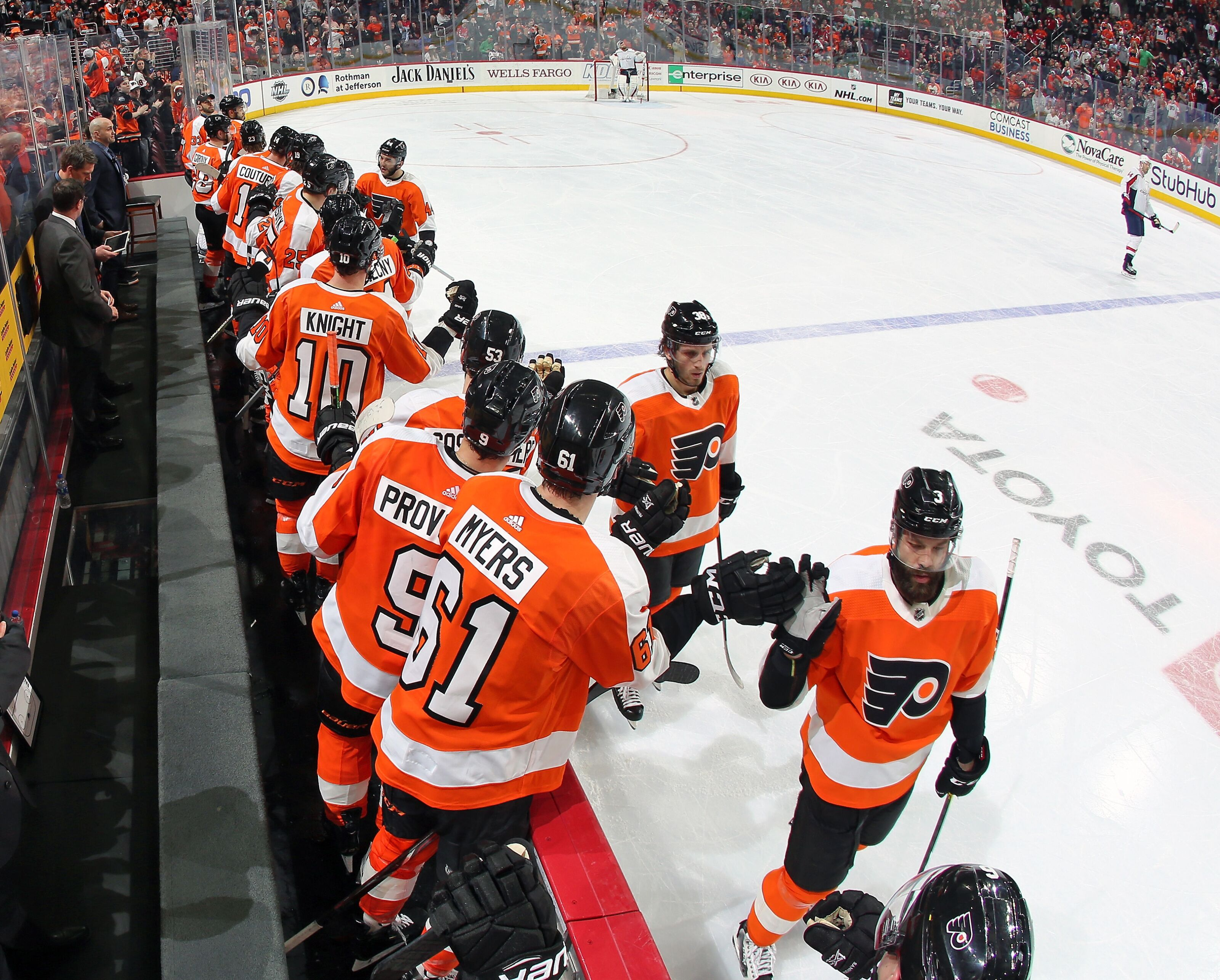 Three Potential Options for the Philadelphia Flyers at Head Coach