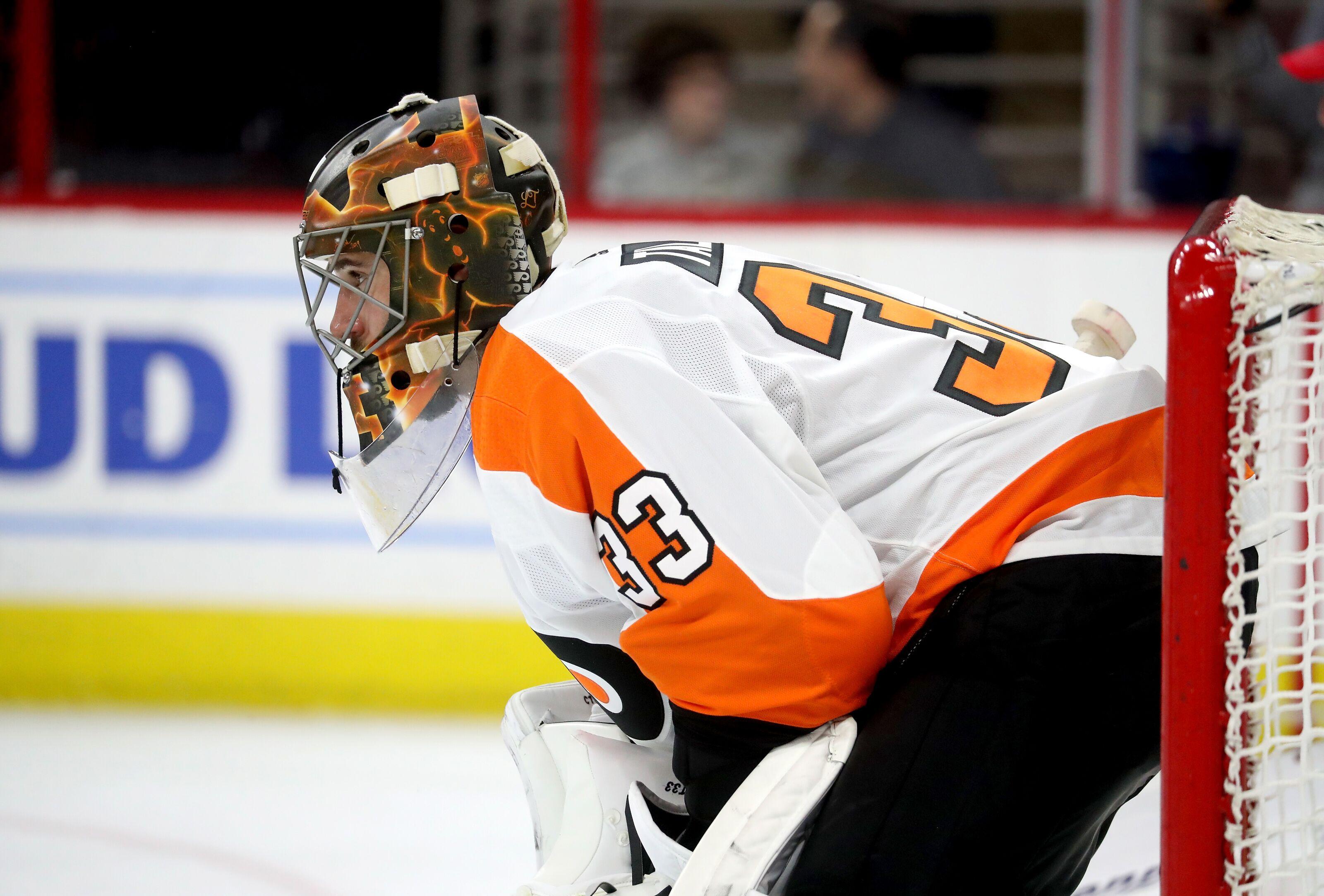 Philadelphia Flyers Remain or Remove: Cam Talbot