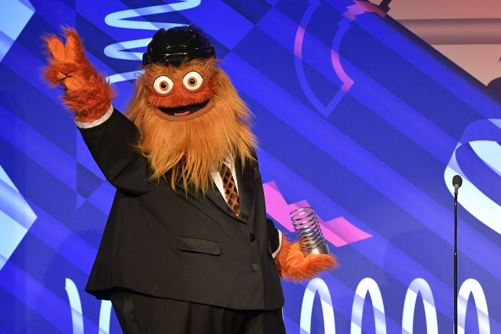 Philadelphia Flyers: Need A Summer Playlist? Gritty's Got You Covered