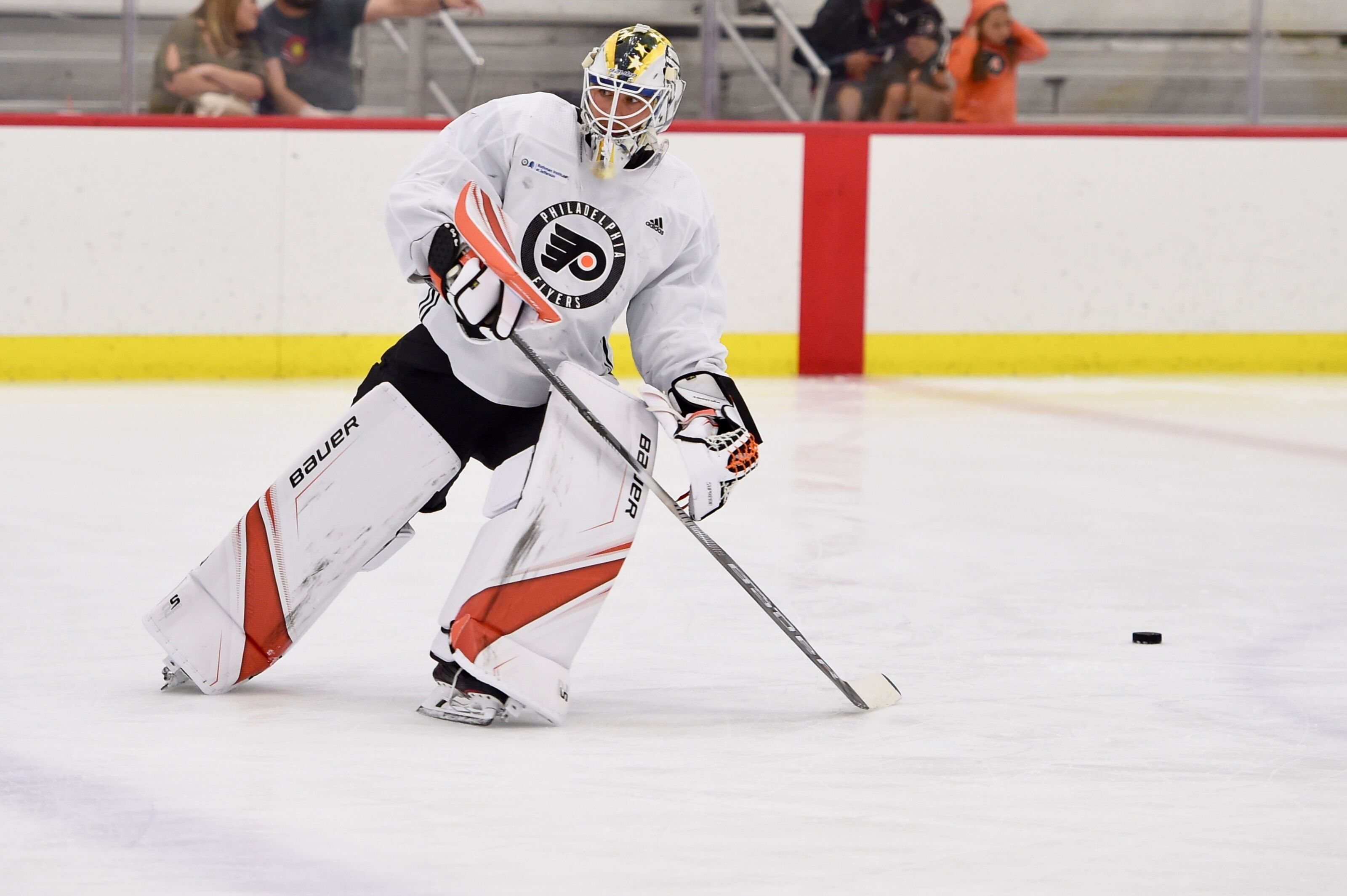 Philadelphia Flyers Top Five Goaltending Prospects In The System